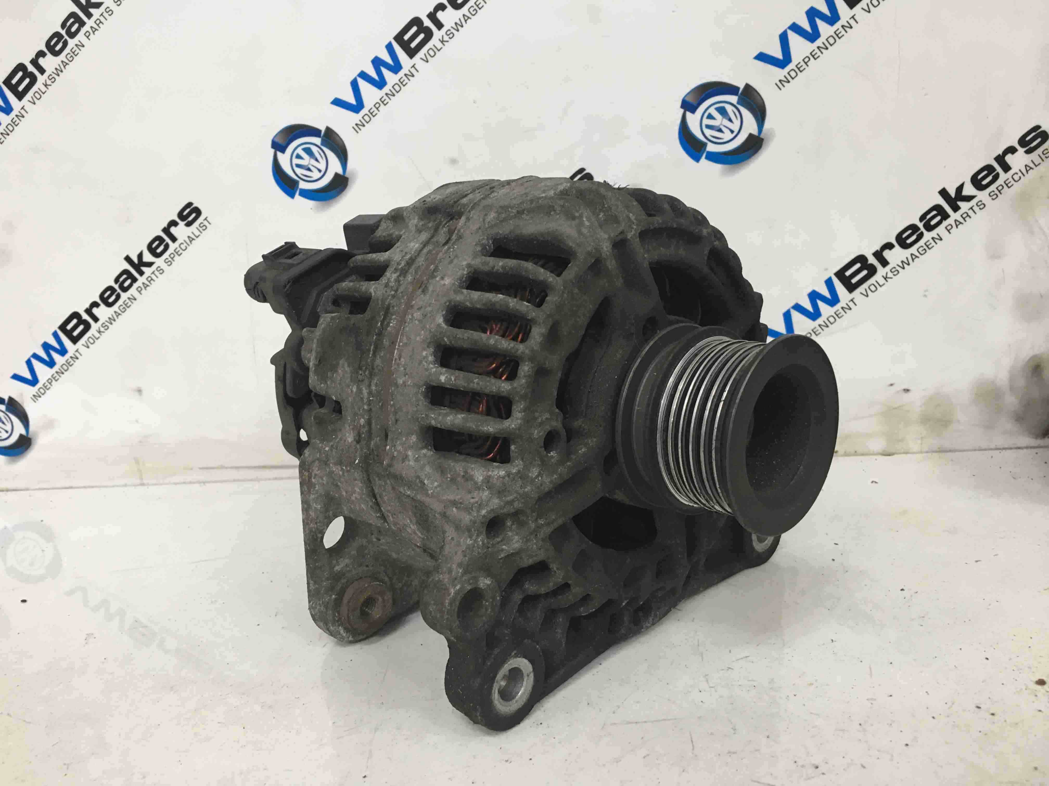 Volkswagen Polo 6R 2009-2014 1.4 16v Alternator CGGB 036903024J