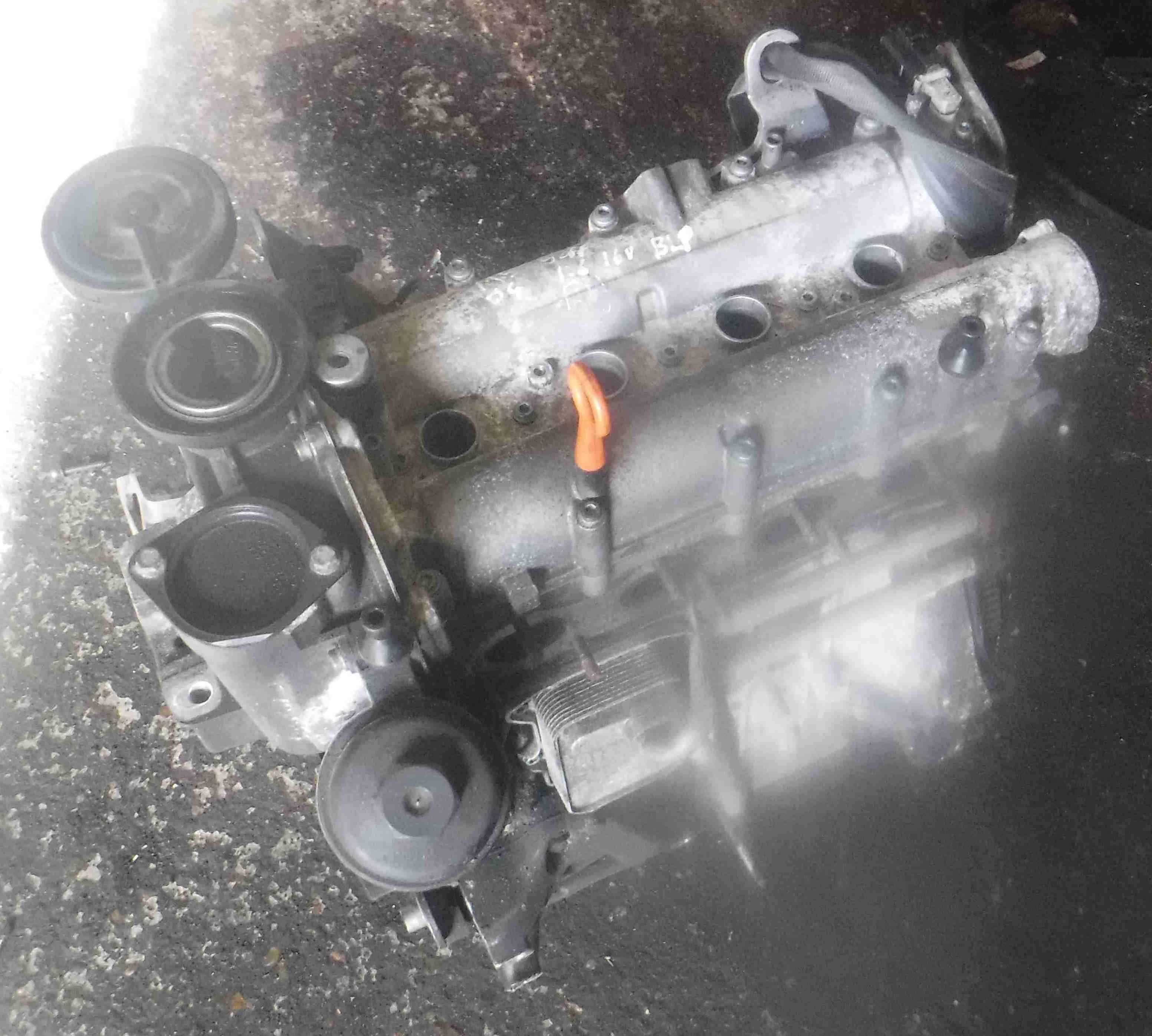 Volkswagen Golf MK5 2003-2009 1.6 FSi Engine *3 Months Warranty* BLP