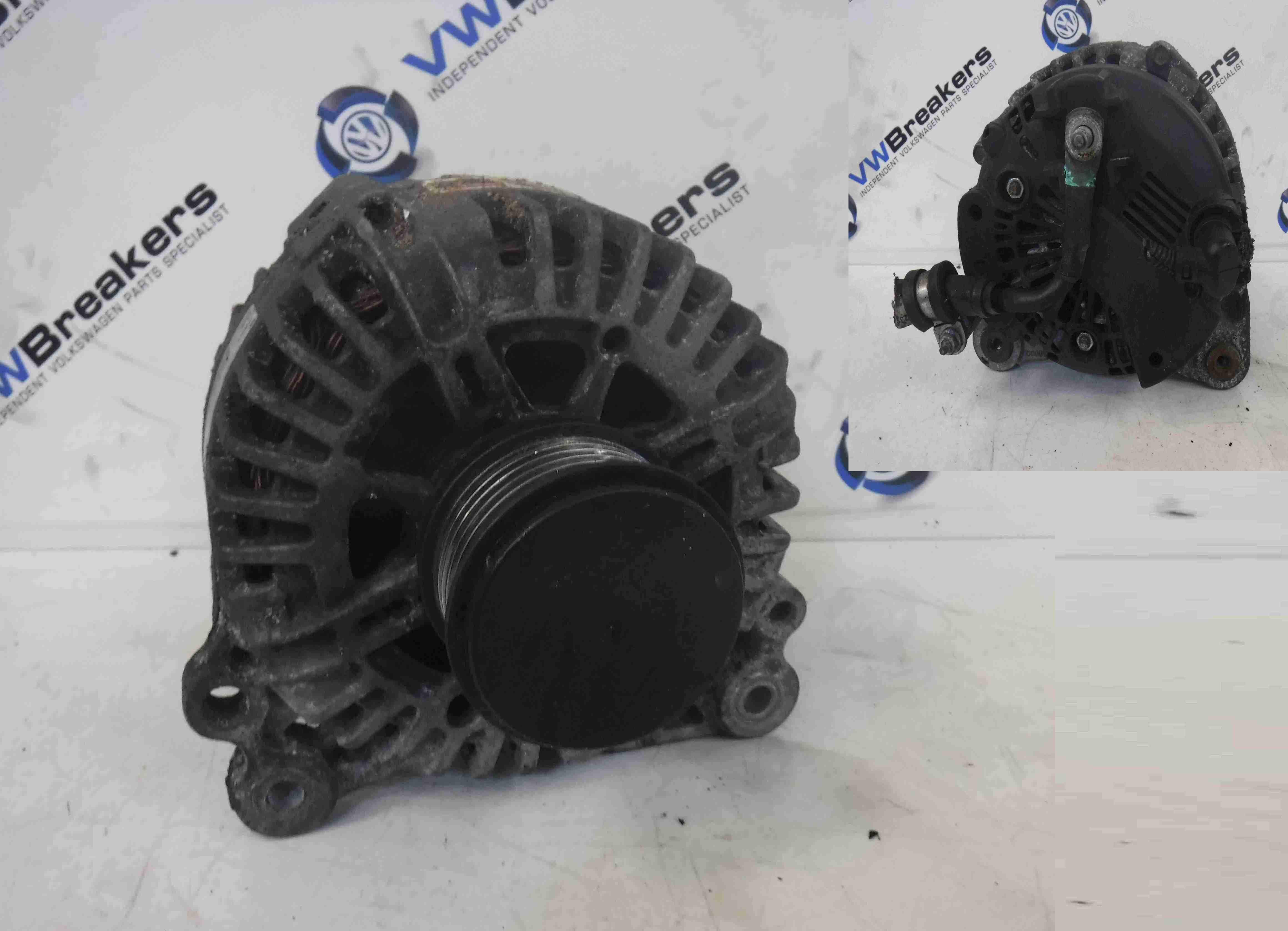 Volkswagen Golf MK5 2003-2009 2.0 SDi Alternator BDK 06f903023f