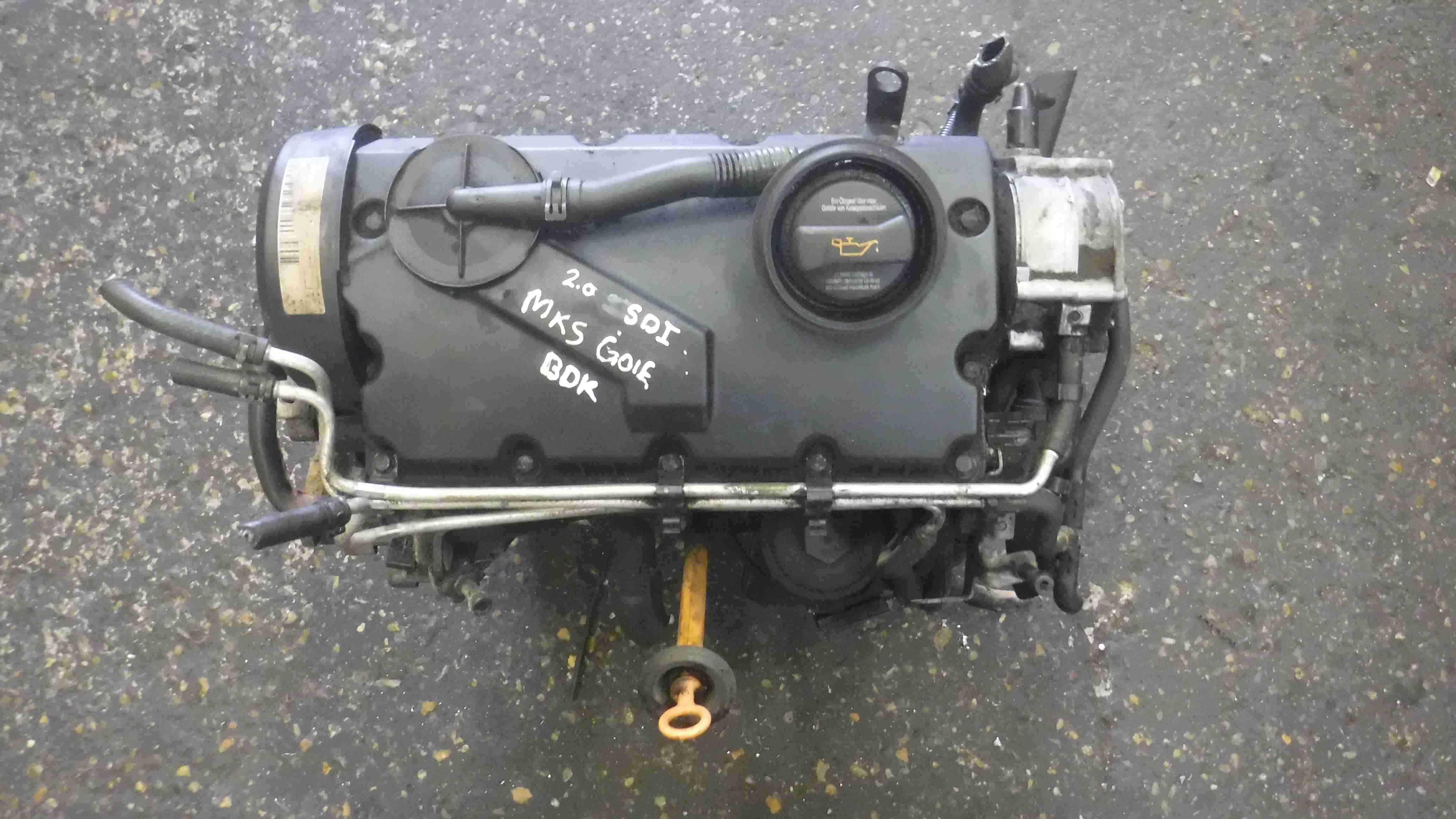 Volkswagen Golf MK5 2003-2009 2.0 SDi Engine BDK