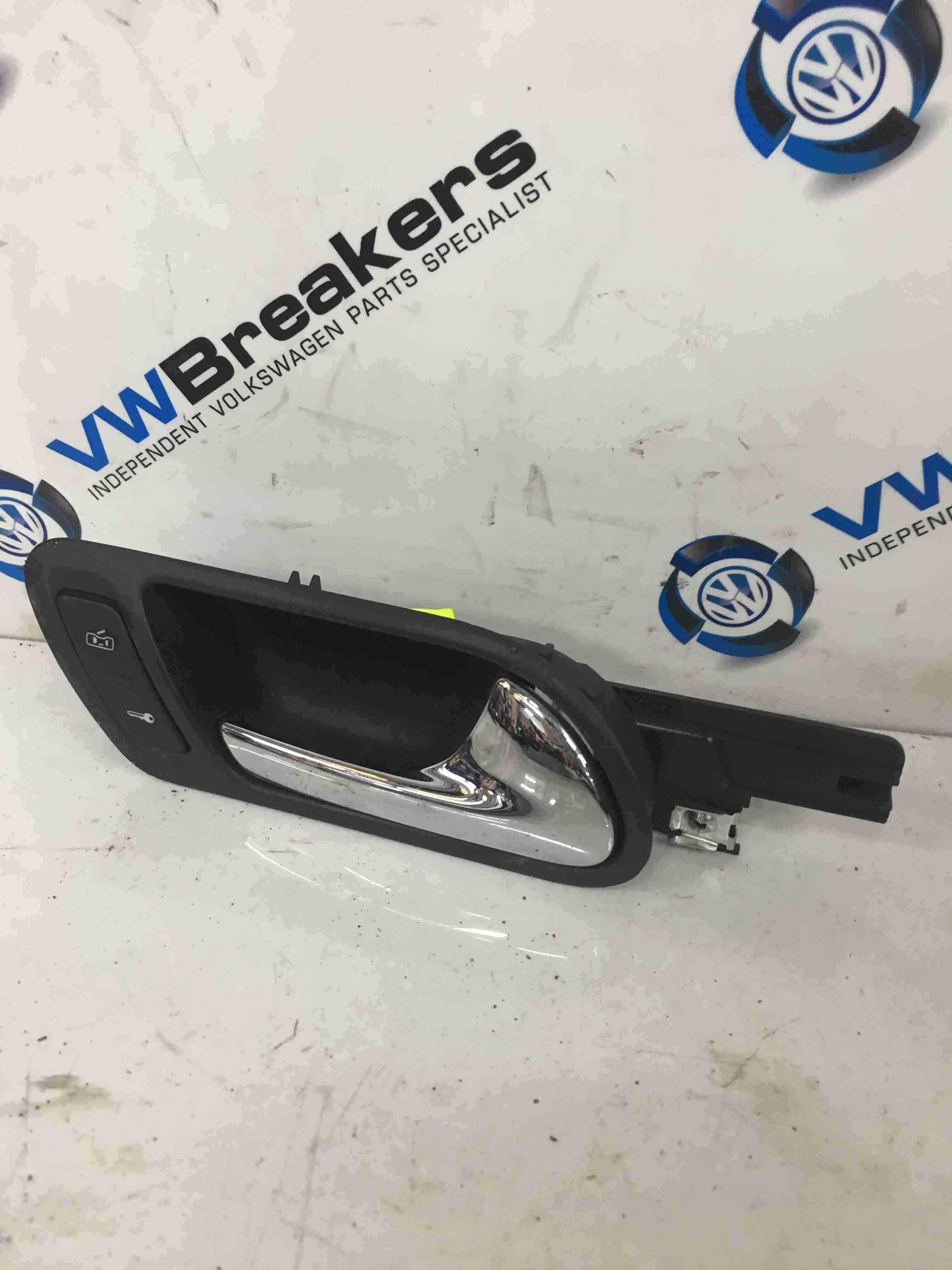 Volkswagen Golf MK5 2003-2009 Drivers OSF Interior Door Handle 1K2837114