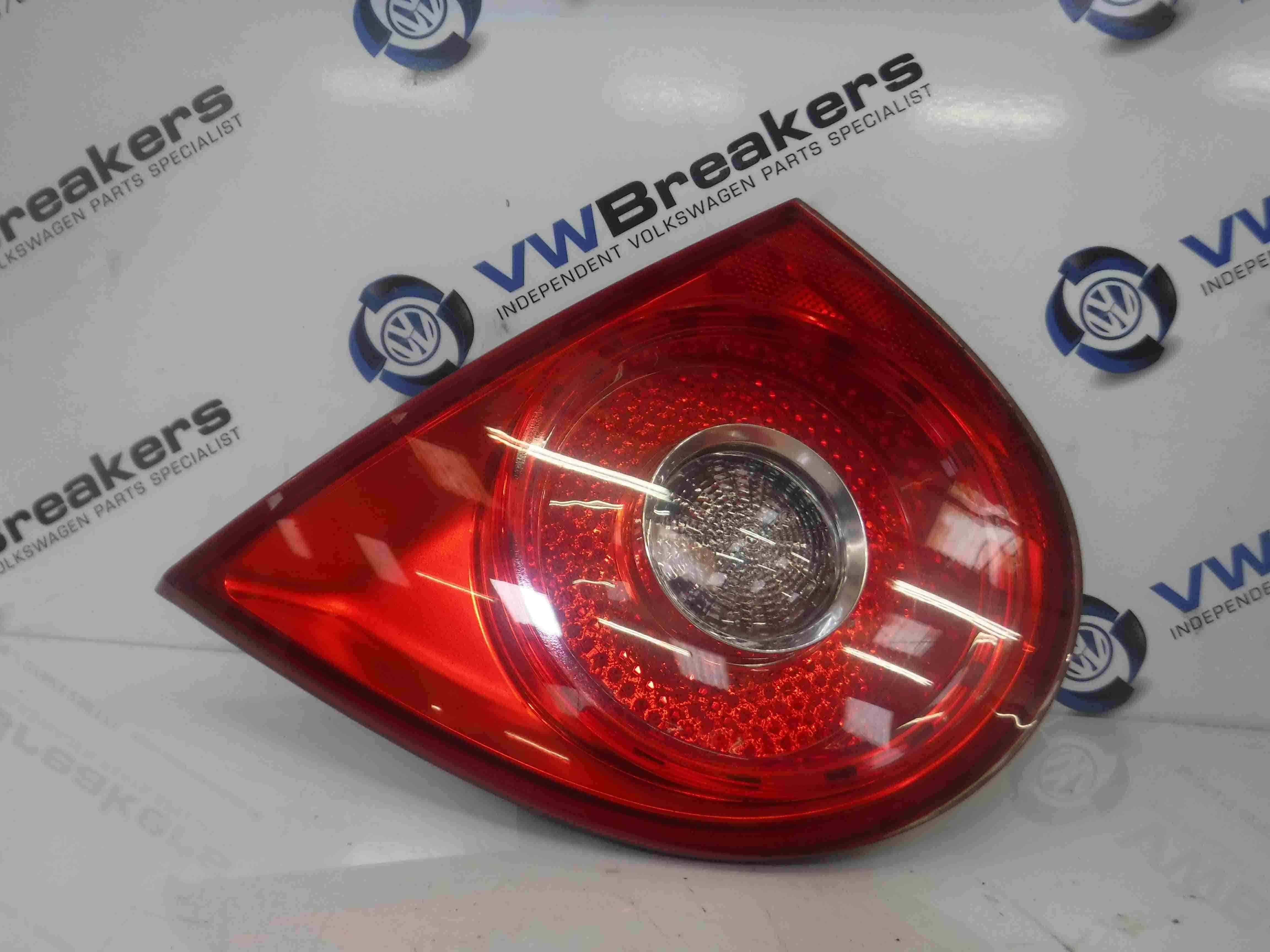 Volkswagen Golf MK5 2003-2009 Drivers OSR Rear Inner Rear Light 1K6945094F