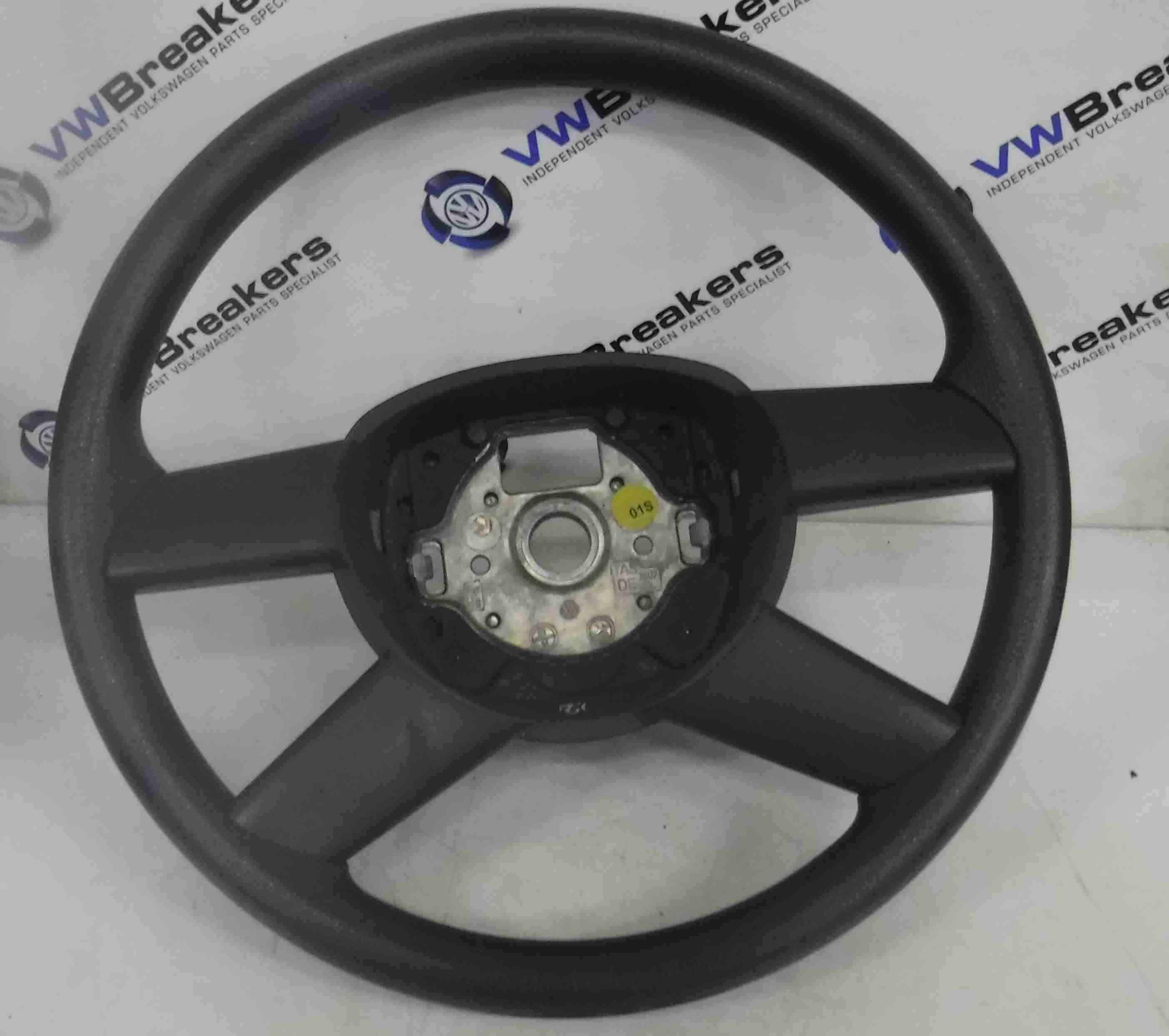 Volkswagen Golf MK5 2003-2009 Drivers Steering Wheel 1k0419091
