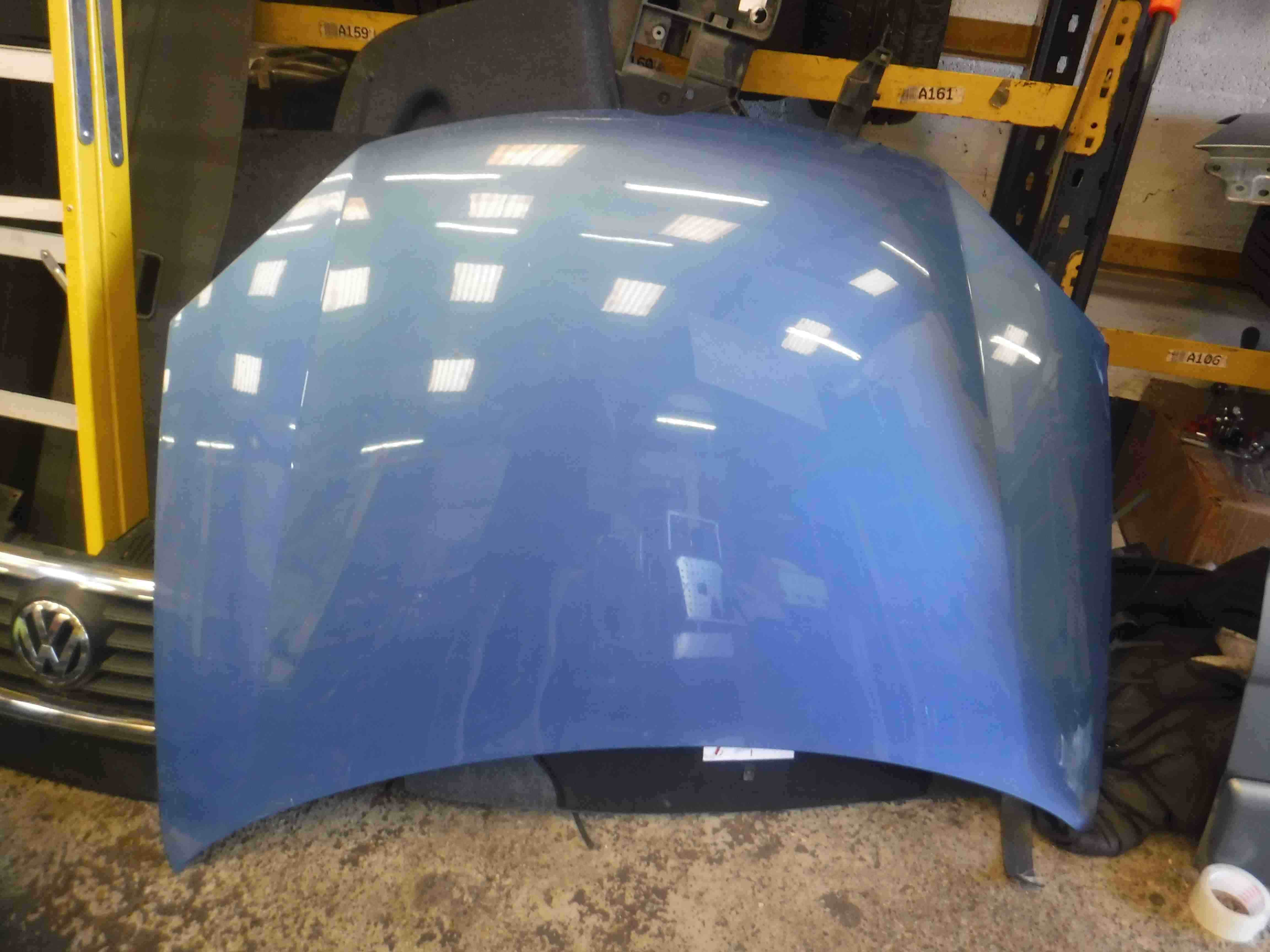 Volkswagen Golf MK5 2003-2009 Front Bonnet Blue LC5G
