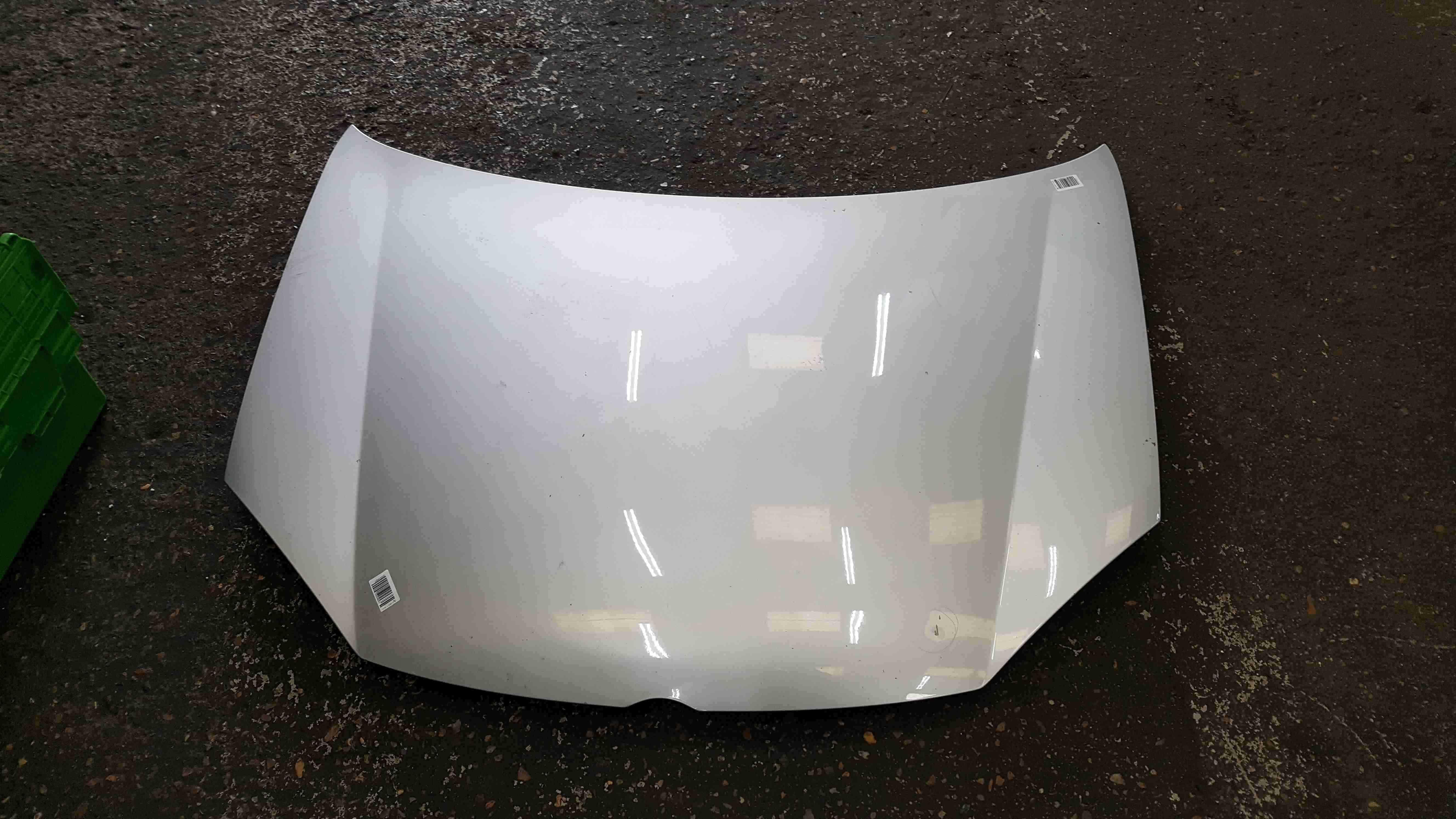 Volkswagen Golf MK5 2003-2009 Front Bonnet Silver LA7W 3 00