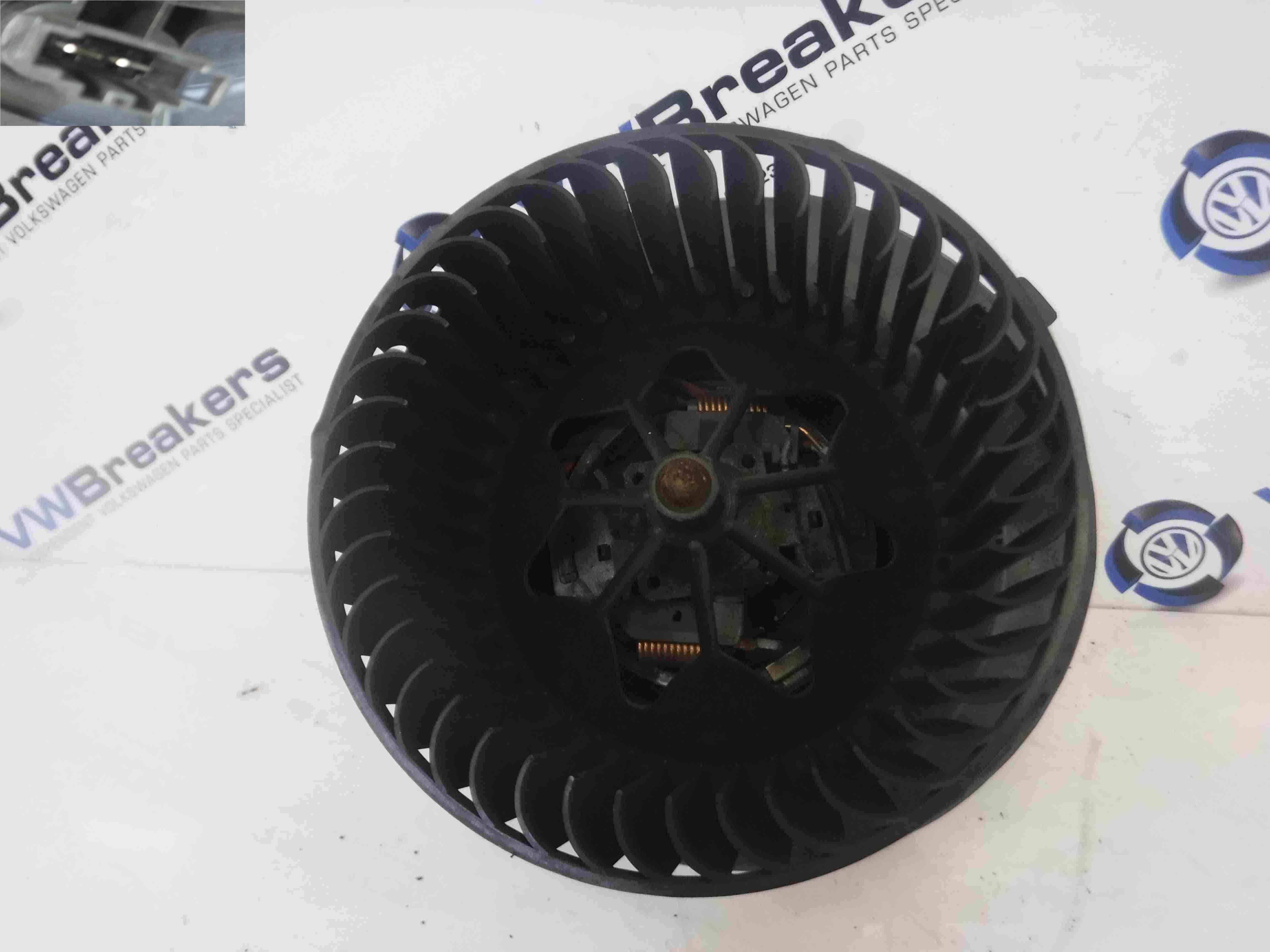 Volkswagen Golf MK5 2003-2009 Heater Blower Motor Fan 1K2819015