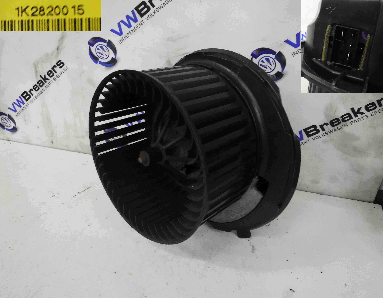 Volkswagen Golf MK5 2003-2009 Heater Motor Blower Fan 1K2820015