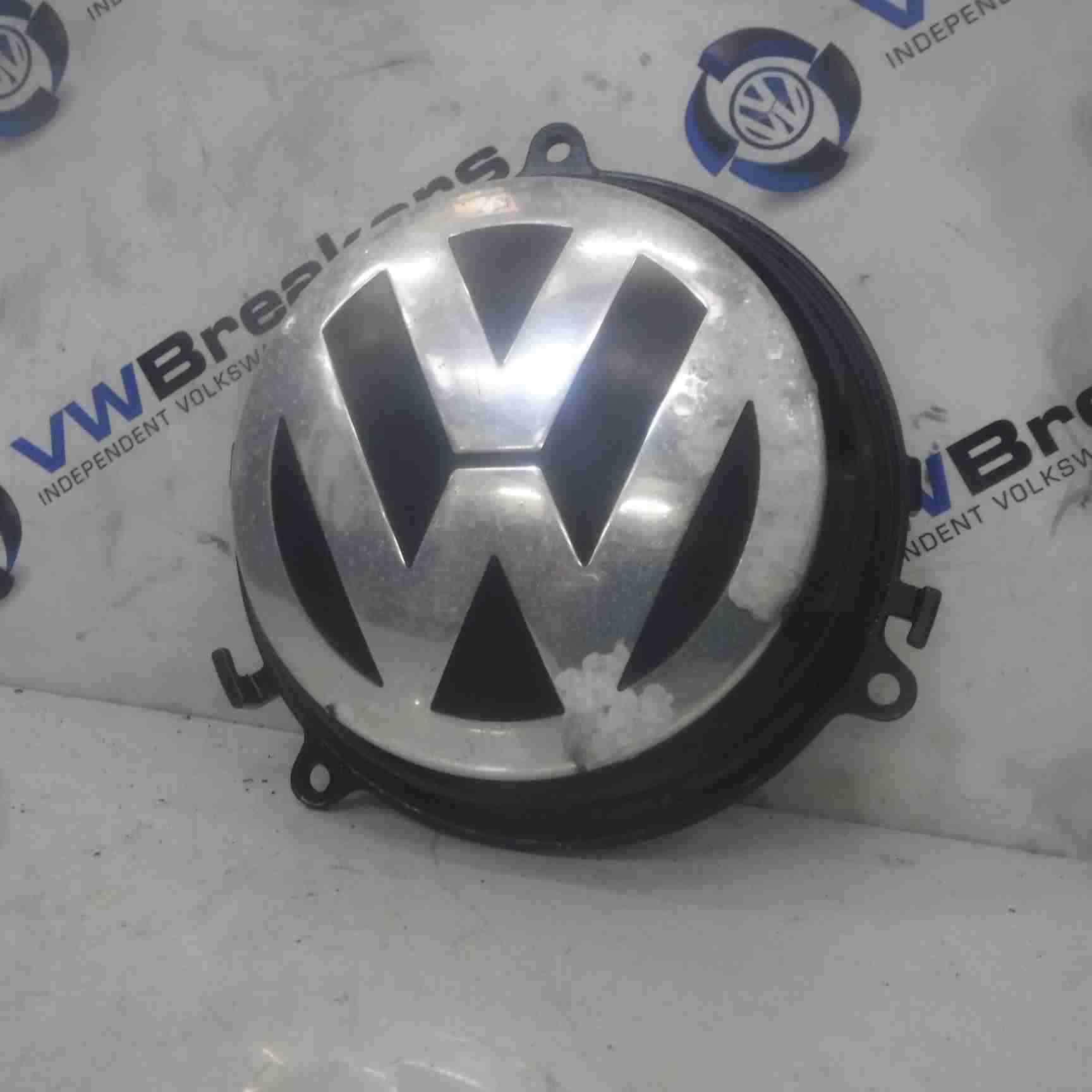 Volkswagen Golf MK5 2003-2009 Rear Boot Badge Handle 1k0827469F