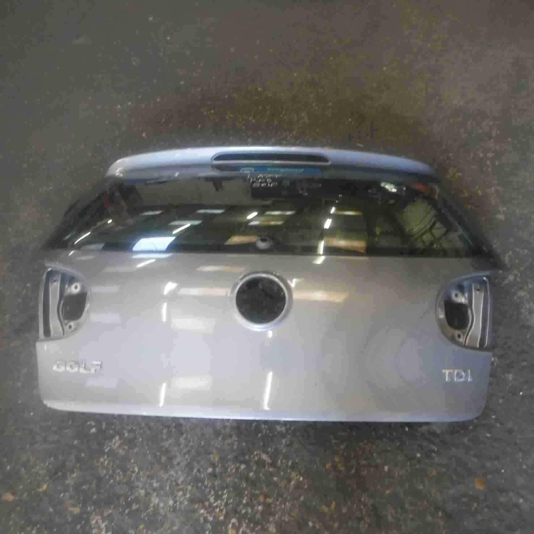 Volkswagen Golf MK5 2003-2009 Rear Tailgate Boot Grey LA7T