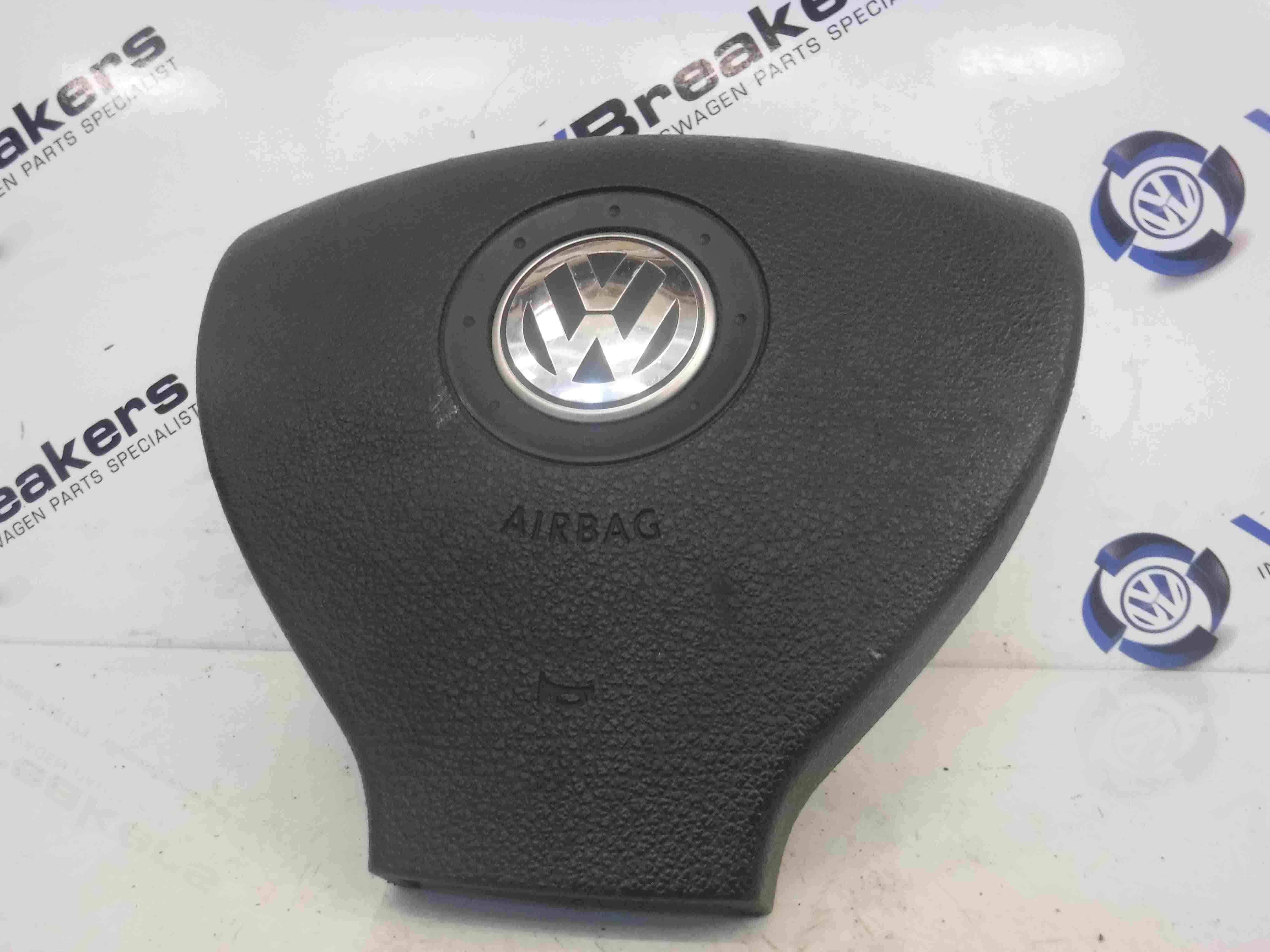 Volkswagen Golf MK5 2003-2009 Steering Wheel Airbag 1K0880201BL