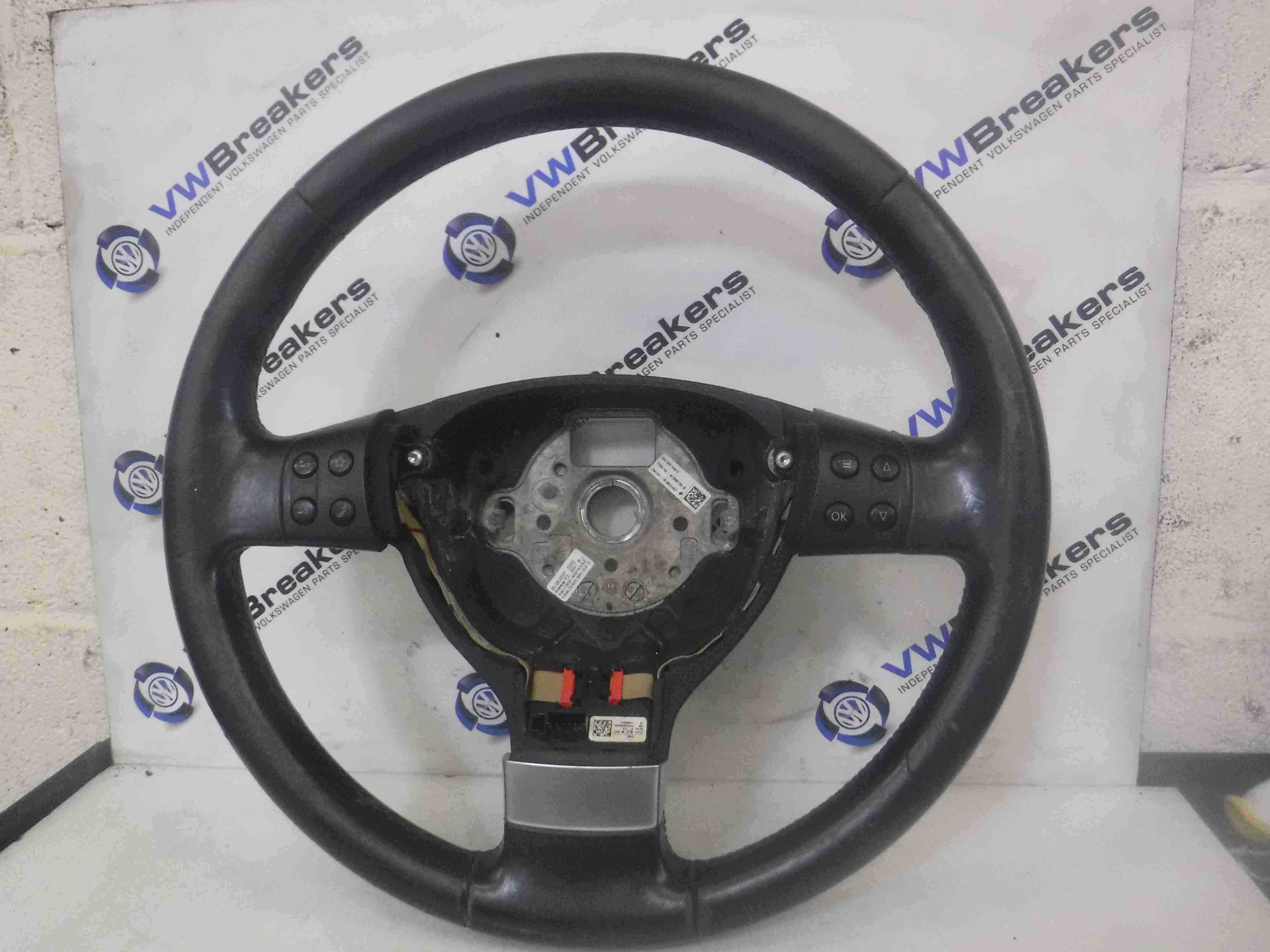 Volkswagen Golf MK5 2003-2009 Steering Wheel Multifunction 1K0959537j