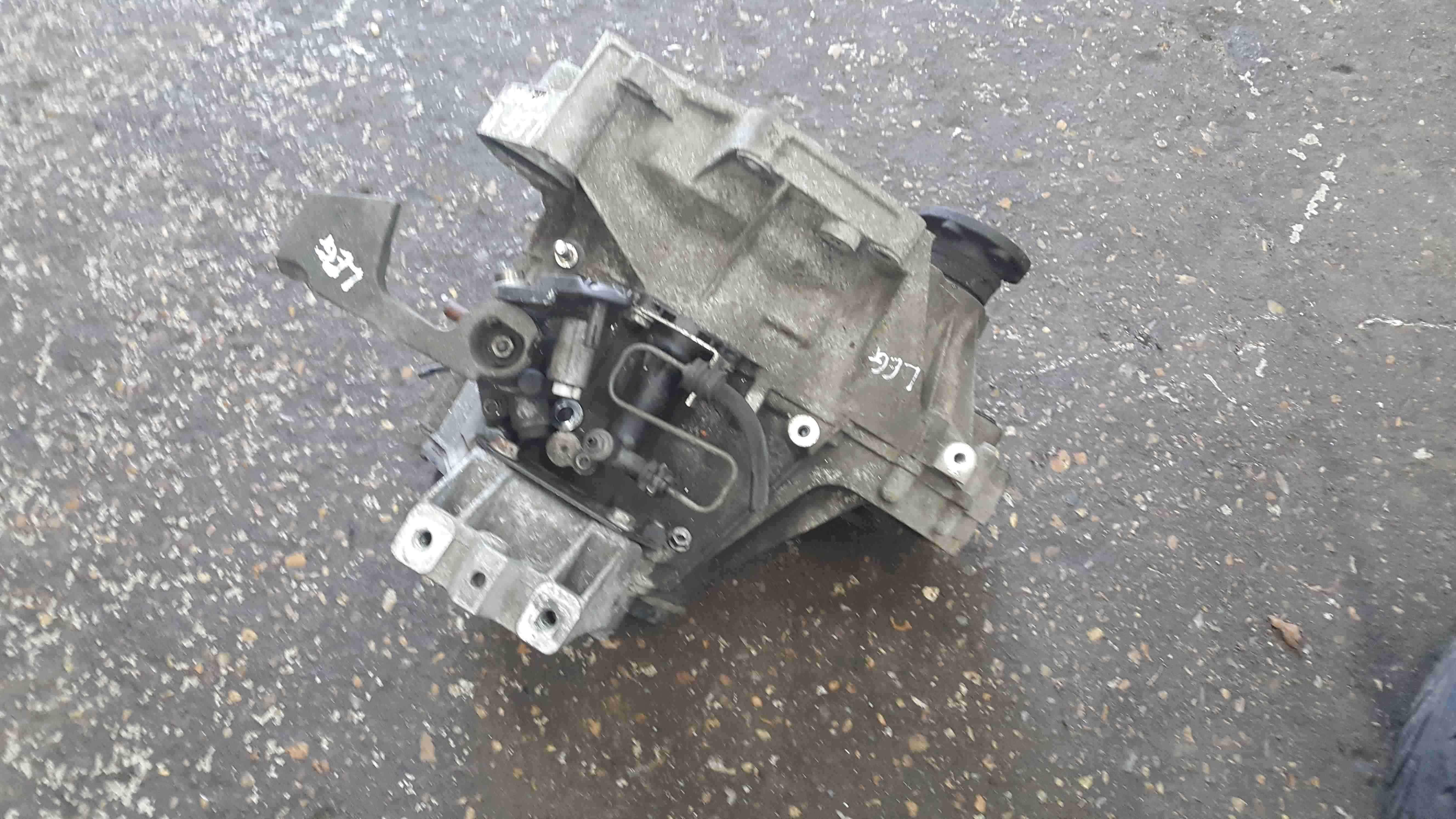 Volkswagen Golf MK6 2009-2012 1.4 16v 5 Speed Gearbox LEG