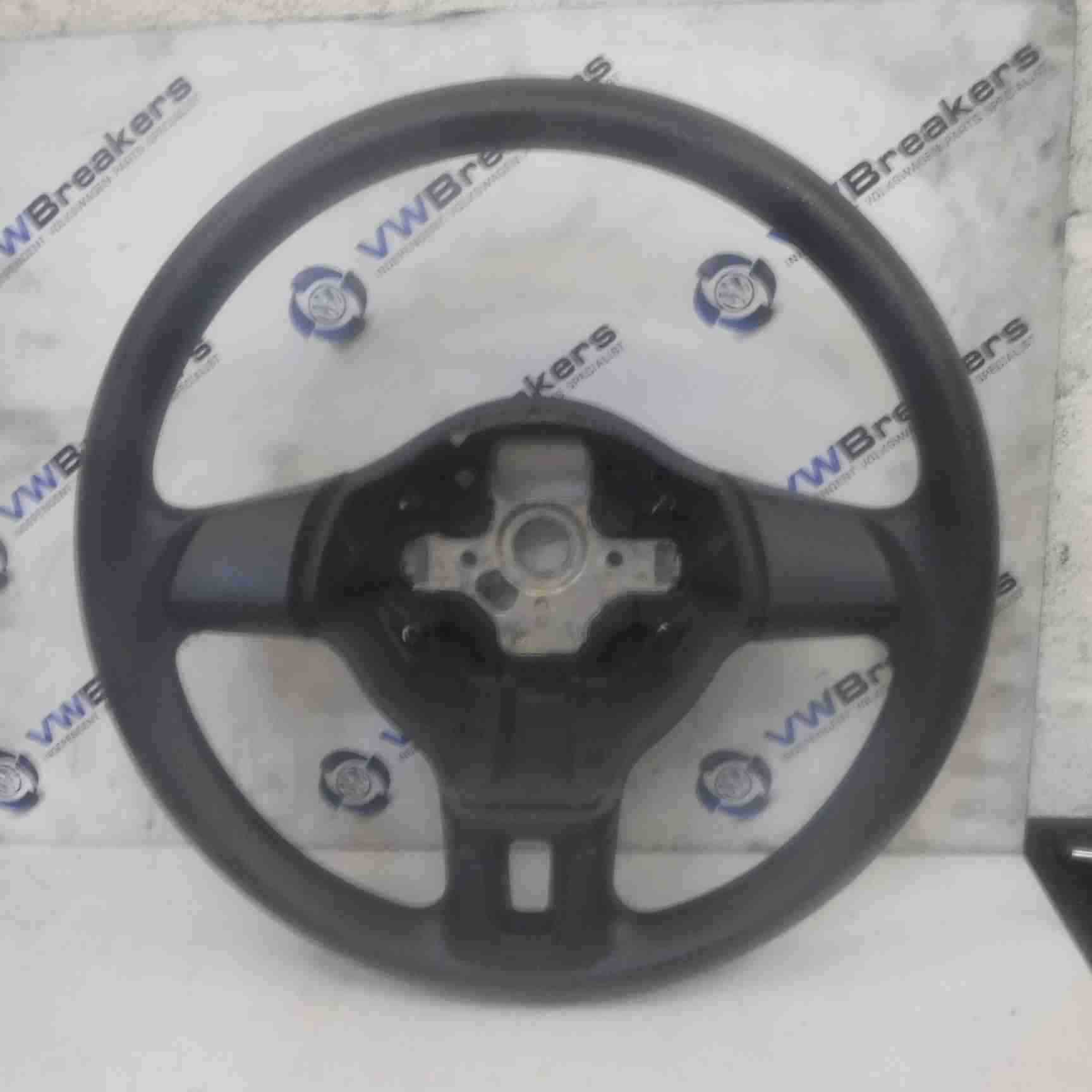 Volkswagen Golf MK6 2009-2012 Leather Steering Wheel 5C0419091 5K0419091H