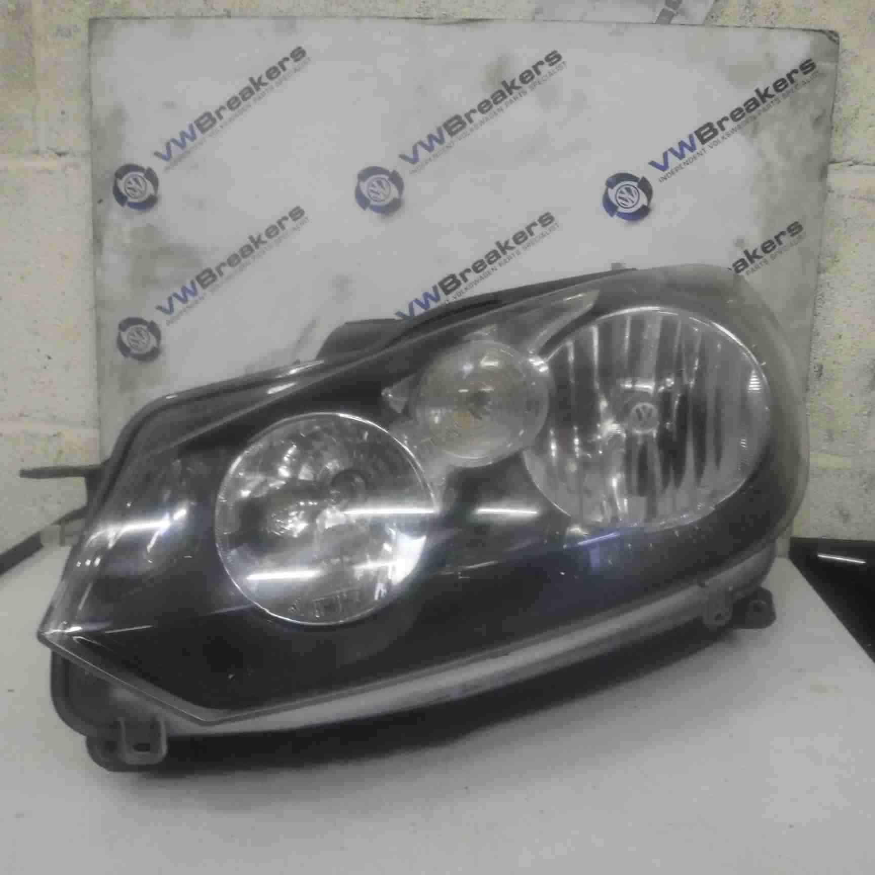 Volkswagen Golf MK6 2009-2012 Passenger NSF Front Headlight 5K2941005H