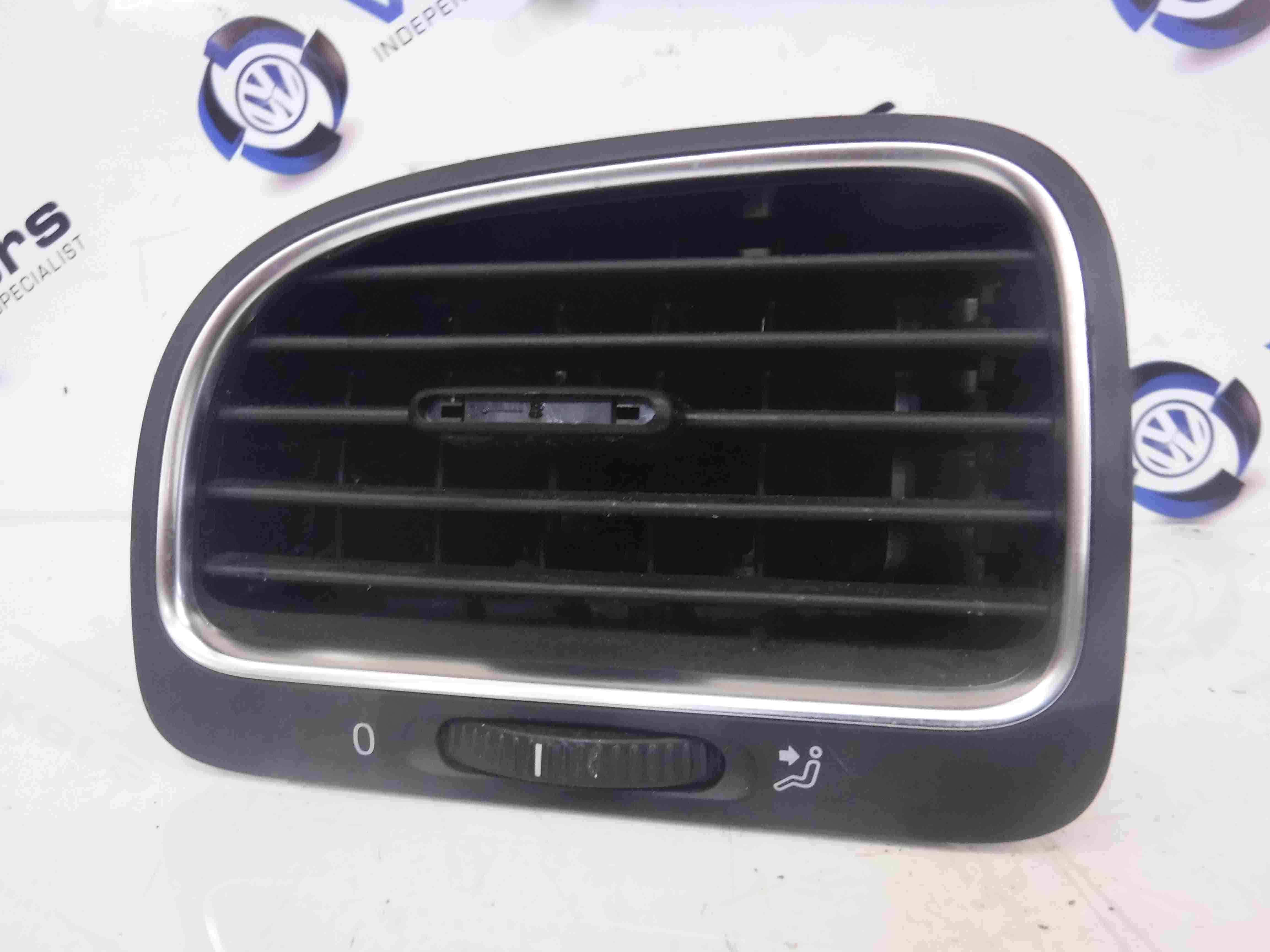 Volkswagen Golf MK6 2009-2012 Passenger NSF Front Heater Vent 5K0819703