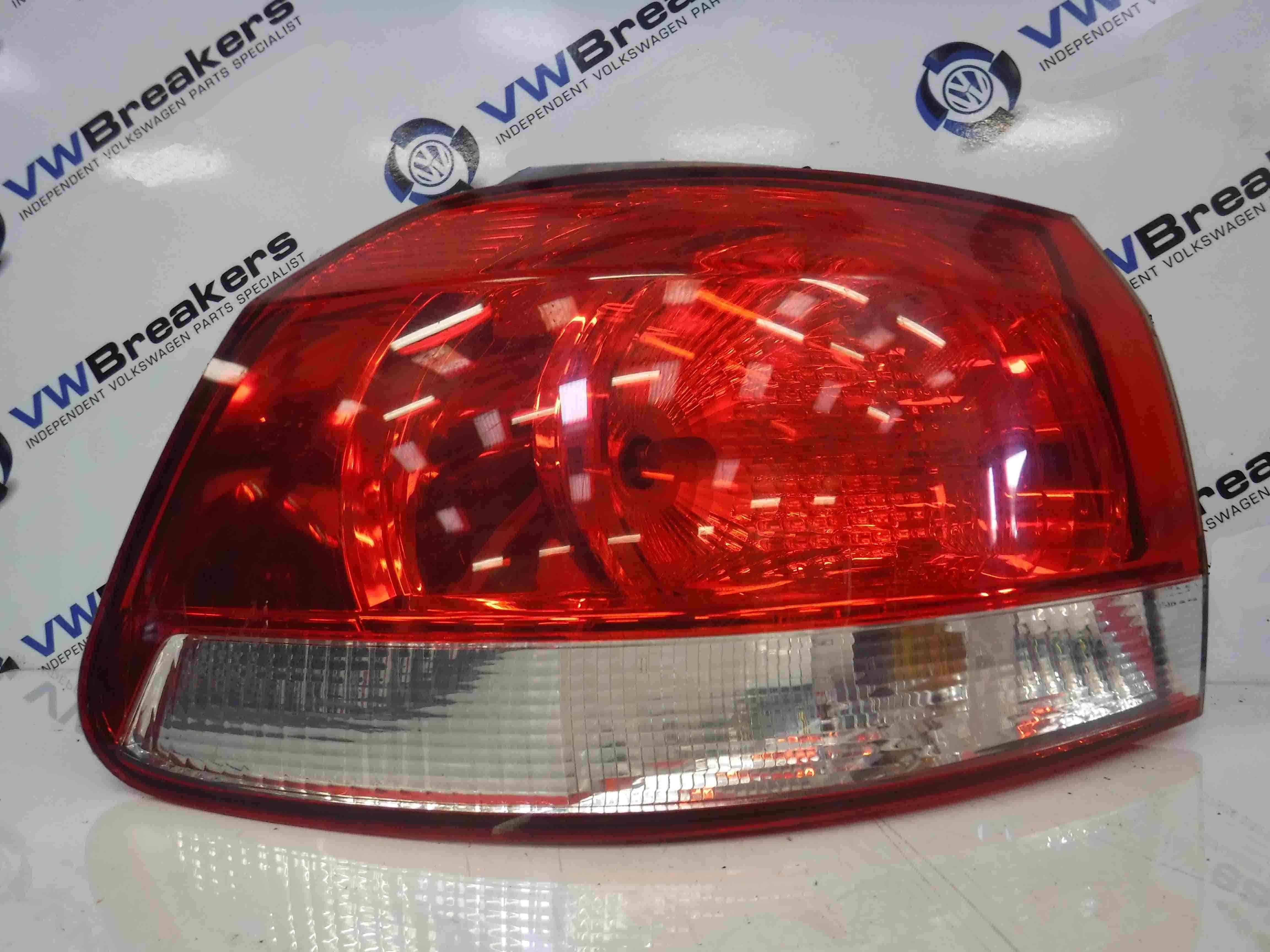 Volkswagen Golf MK6 2009-2012 Passenger NSR Rear Light Cluster 5K0945111