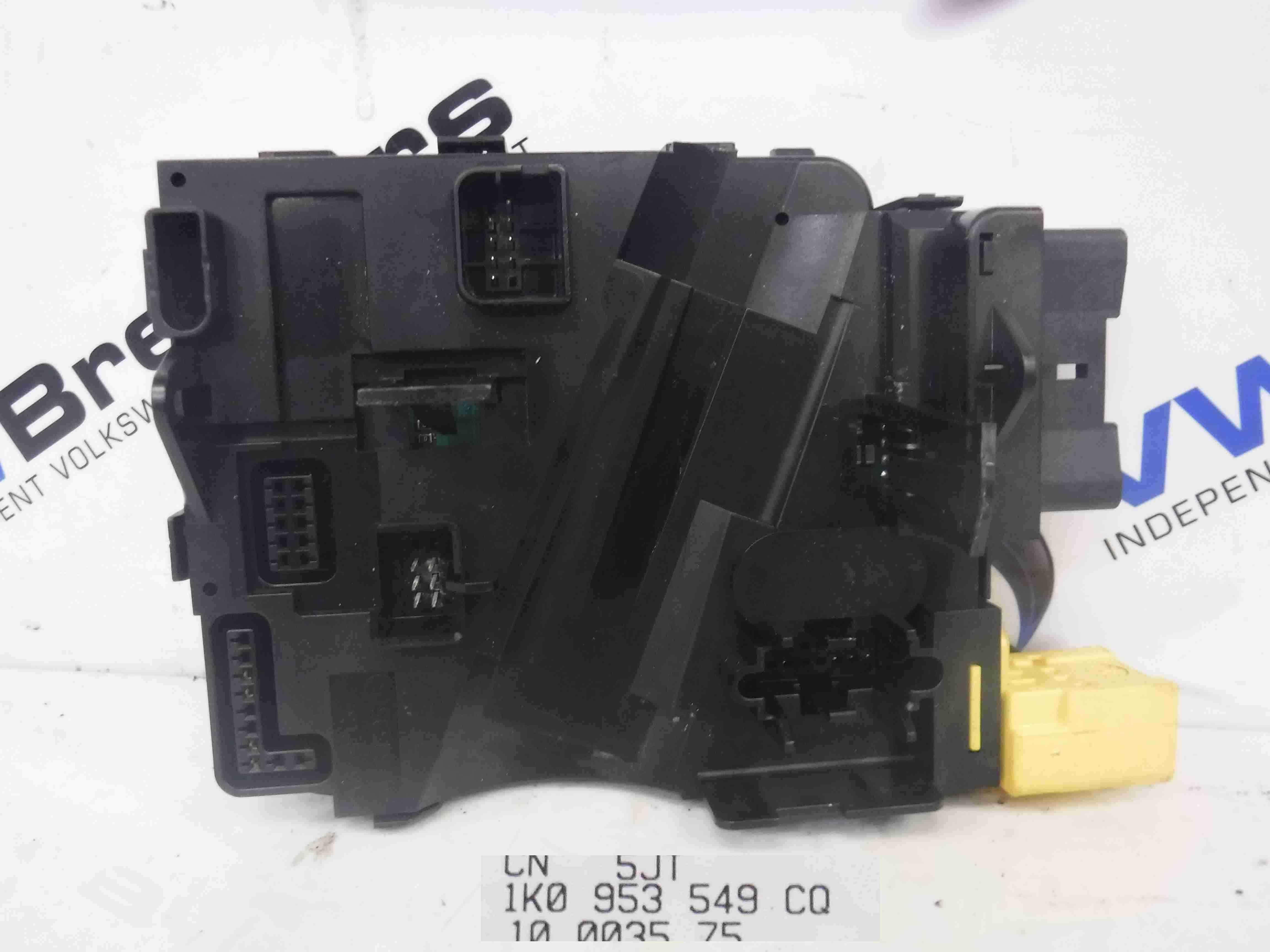 Volkswagen Golf MK6 2009-2012 Steering Control ECU Module 1K0953549CQ