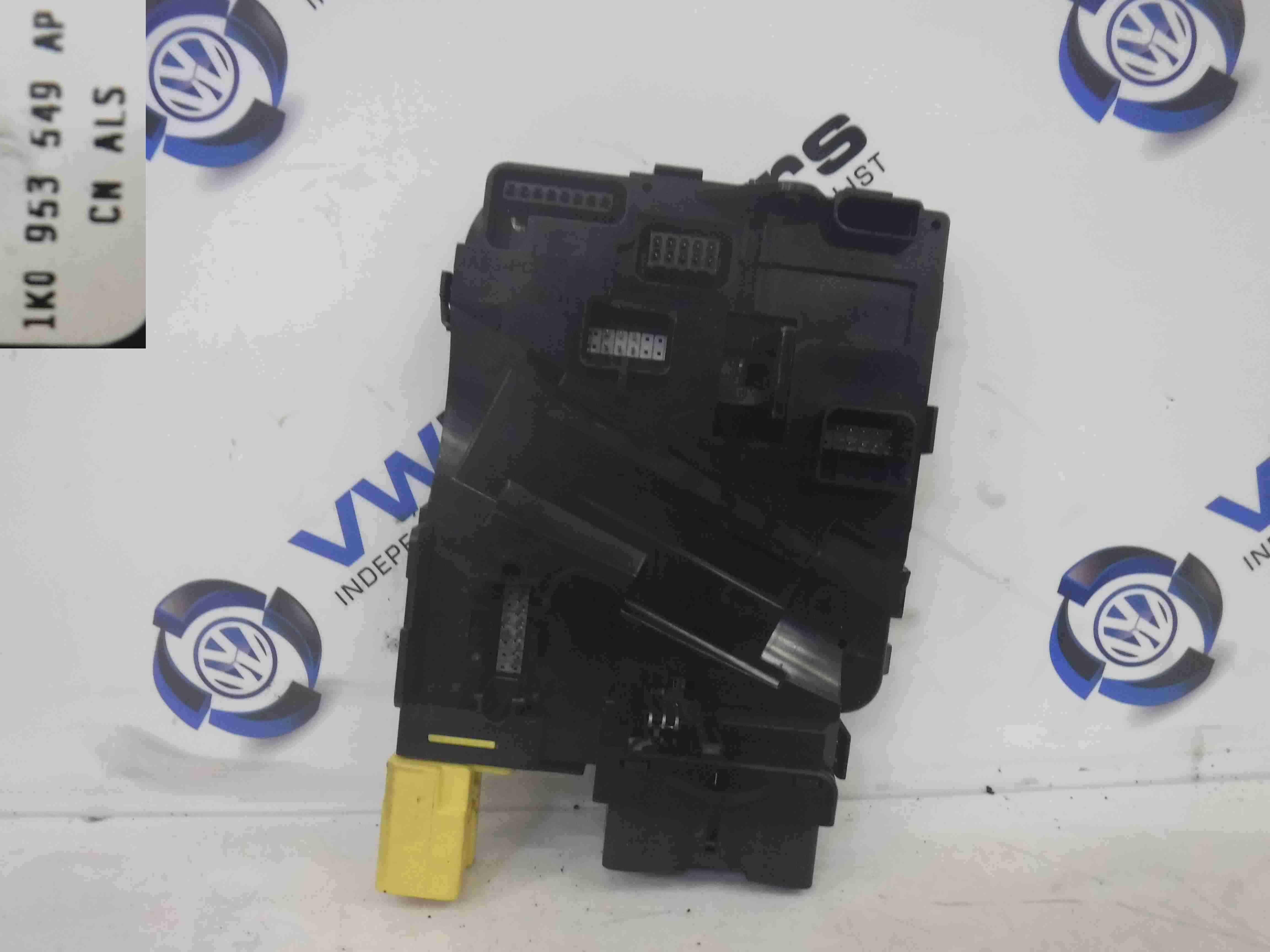 Volkswagen Jetta 2005-2011 Steering Wheel Angle Sensor 1K0953549AP