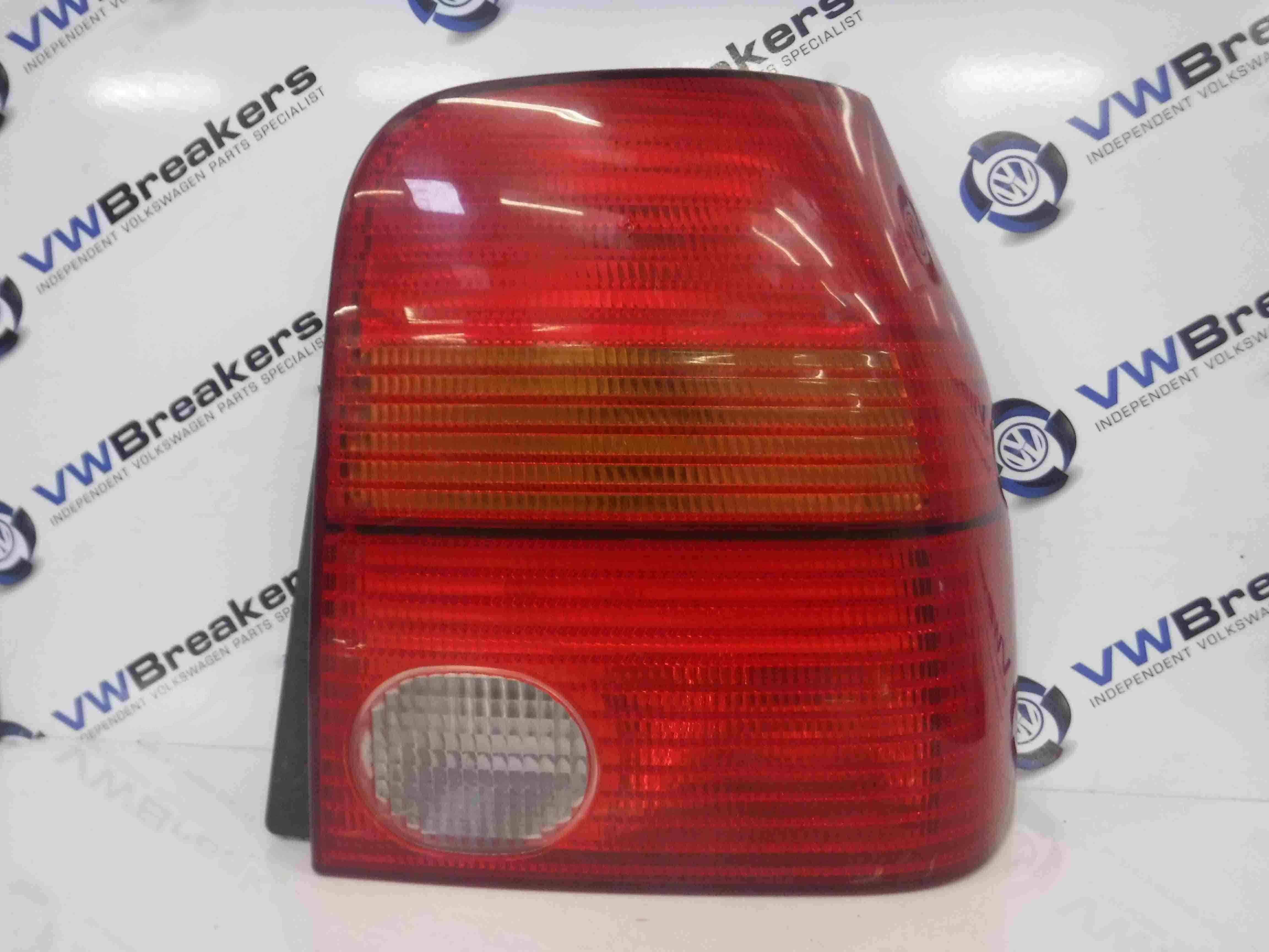Volkswagen Lupo 1998-2005 Drivers OSR Rear Light Lens 6X0945112E