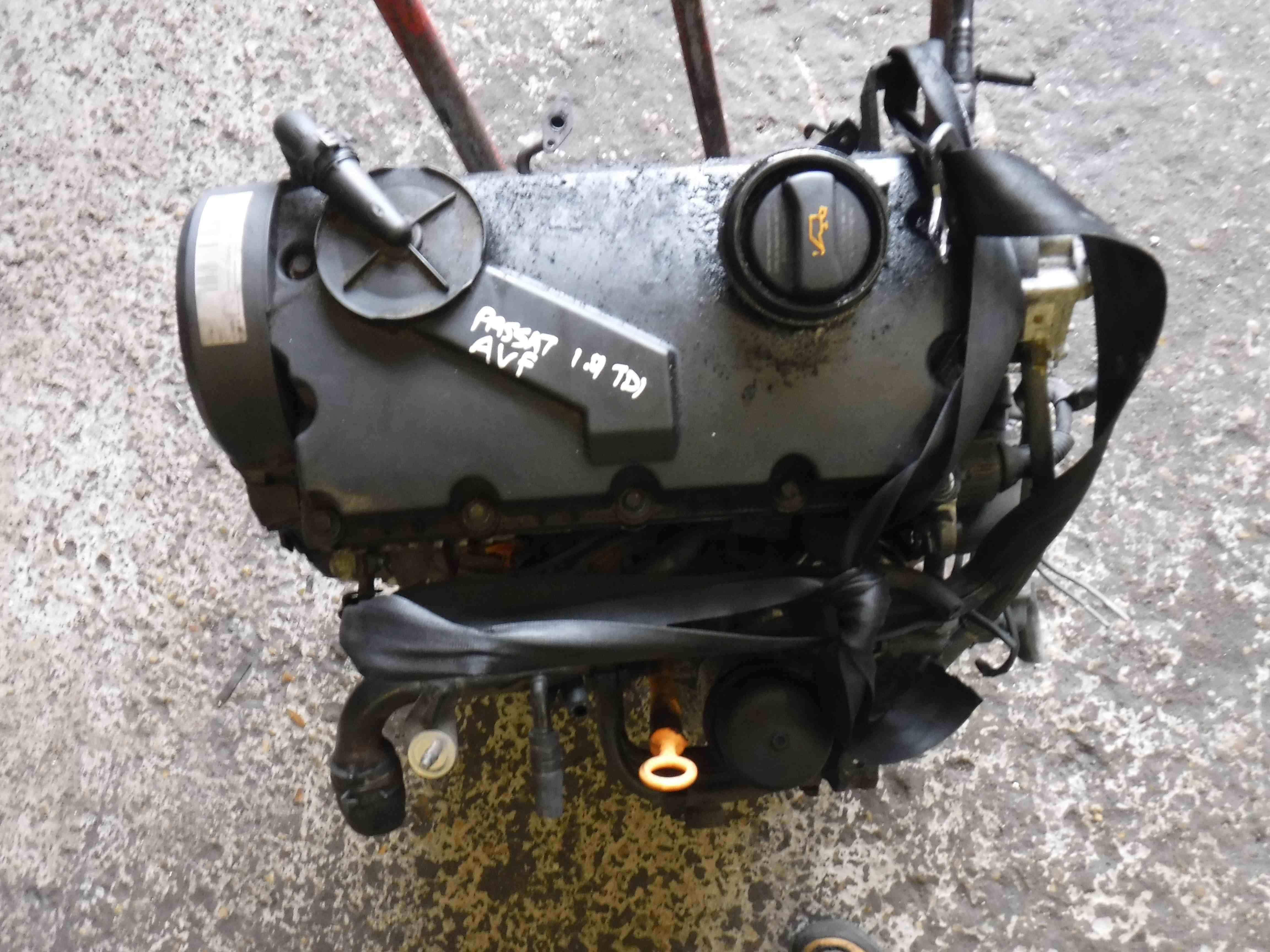 Volkswagen Passat 1996-2006 B5 B5.5 1.9 TDI Diesel Engine AVF
