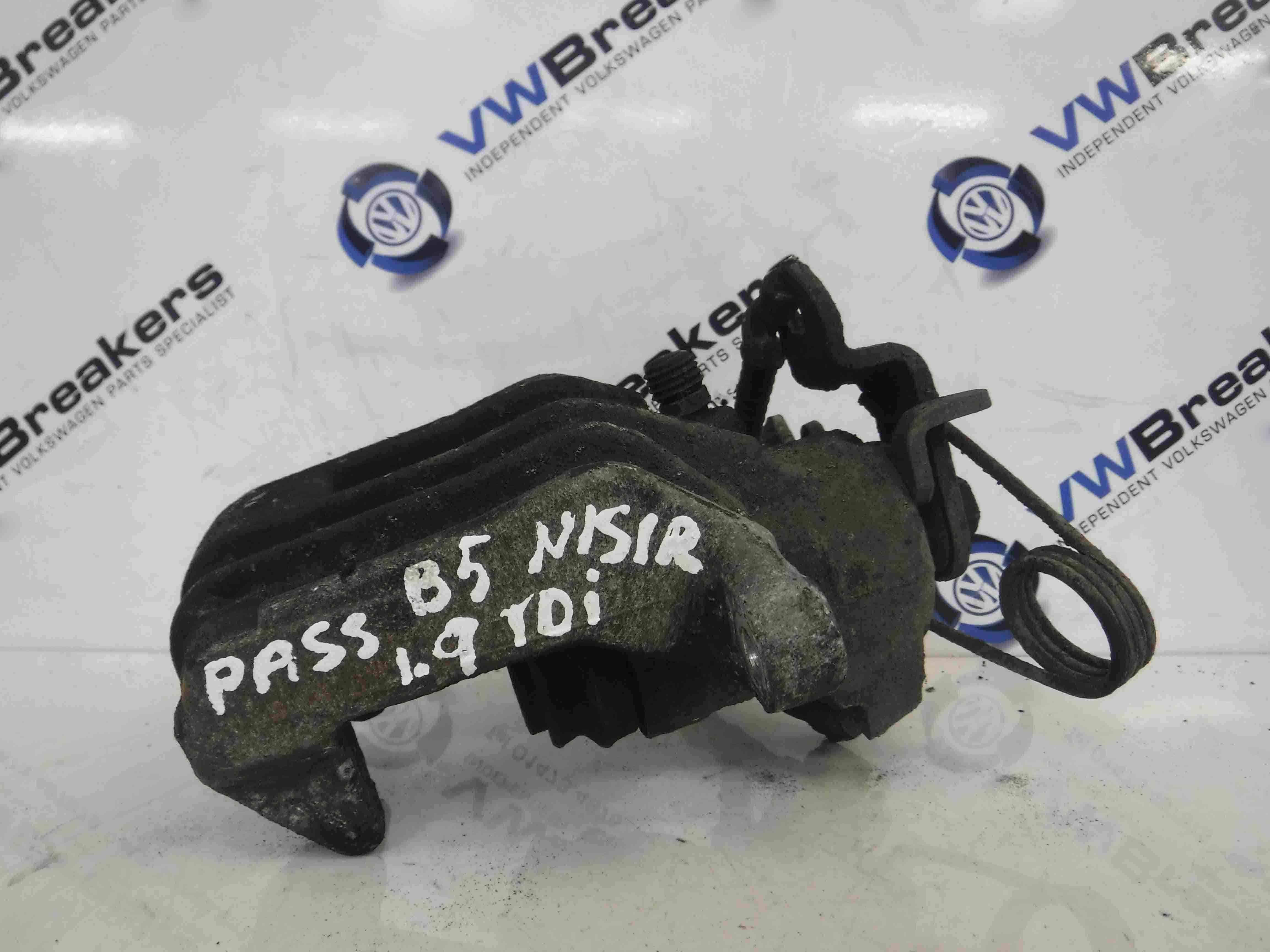 Volkswagen Passat 2001-2005 B5.5 1.9 tDi Passenger NSR Rear Brake Caliper