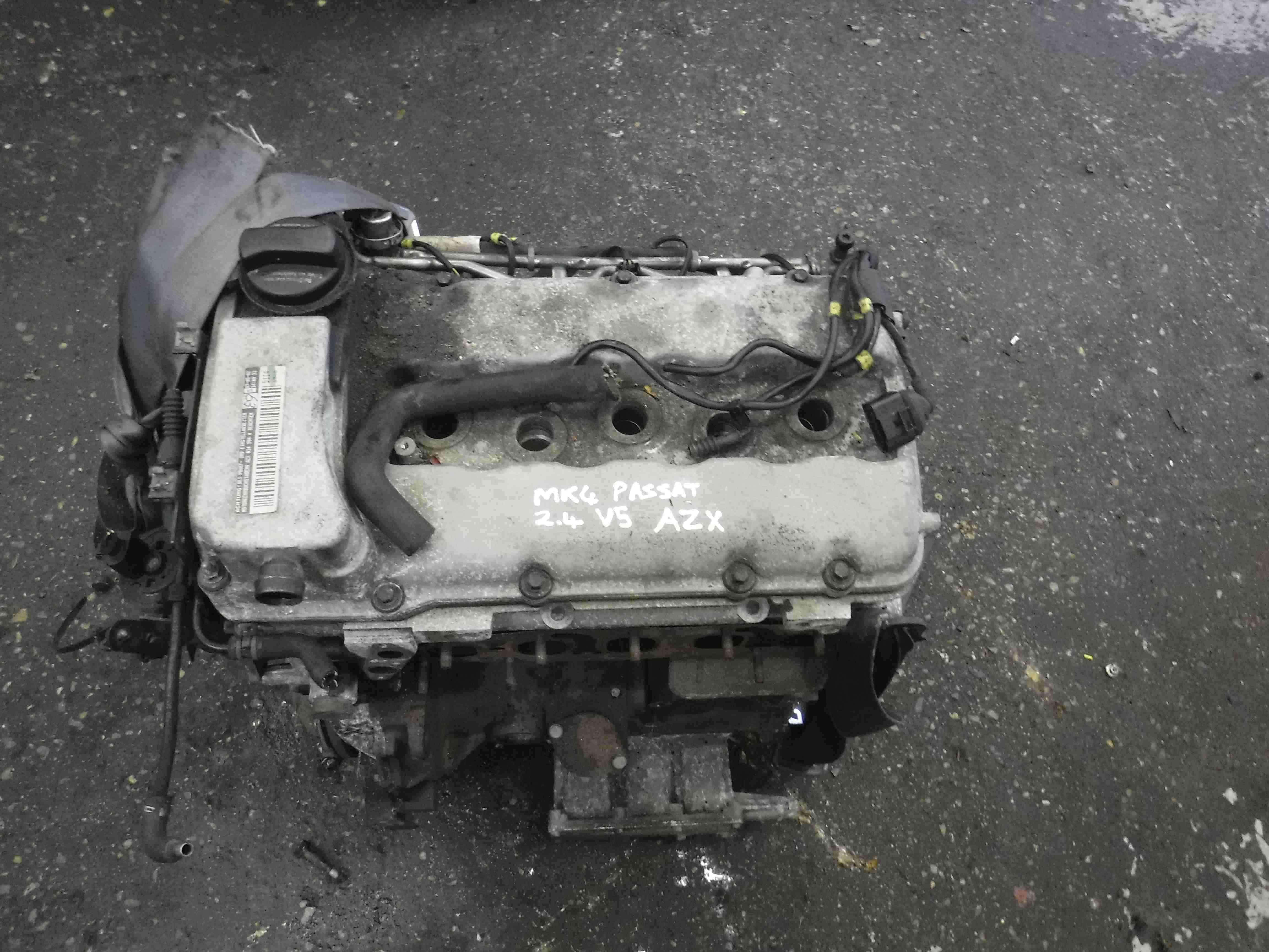 Volkswagen Passat 2001-2005 B5.5 2.3 V5 B5.5 Engine AZX
