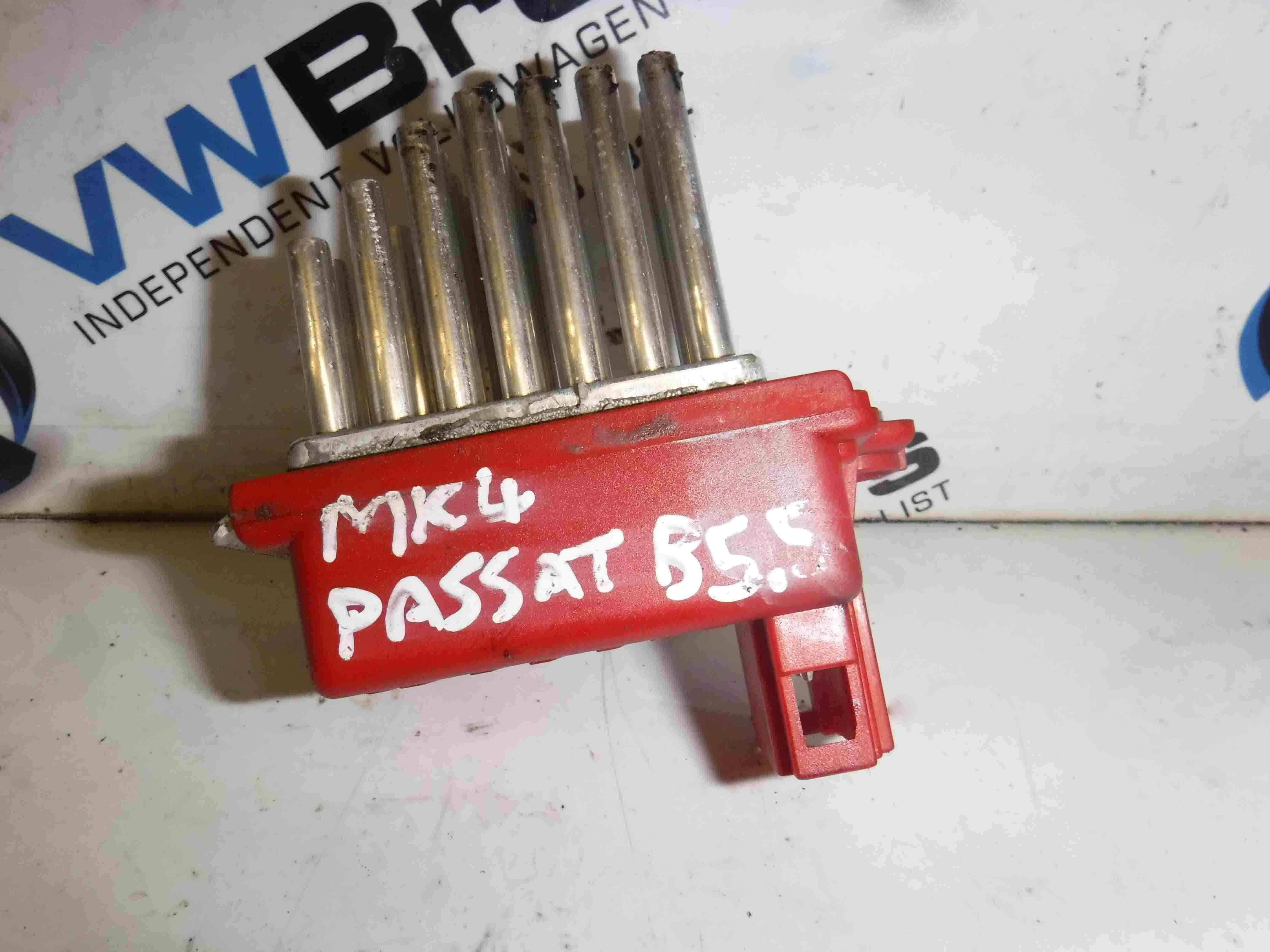 Volkswagen Passat 2001-2005 B5.5 Heater Blower Resistor 5DS006467