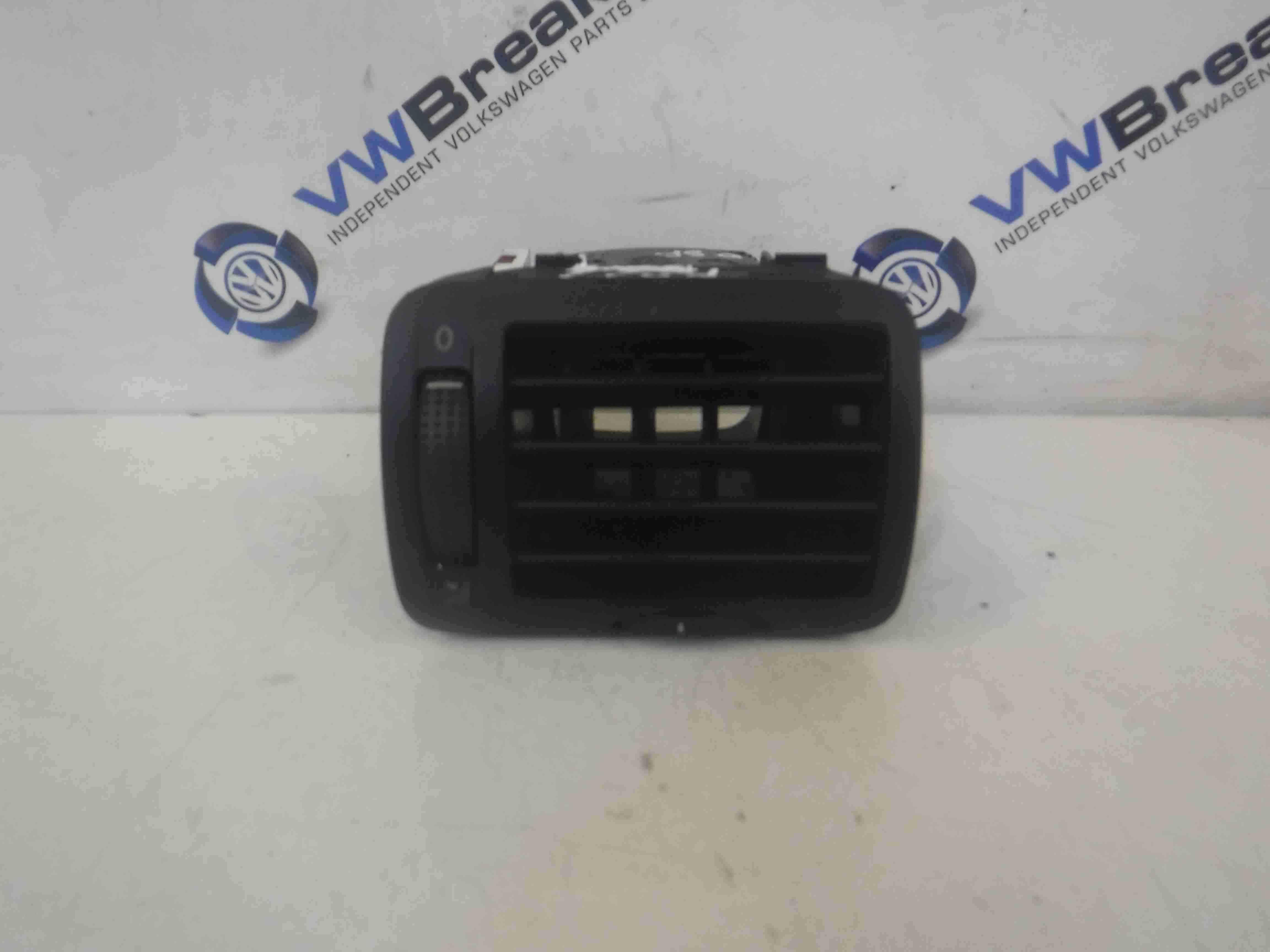 Volkswagen Passat B5.5 2001-2005 B5.5 Drivers NSF Front Heater Vent 5B0819703D