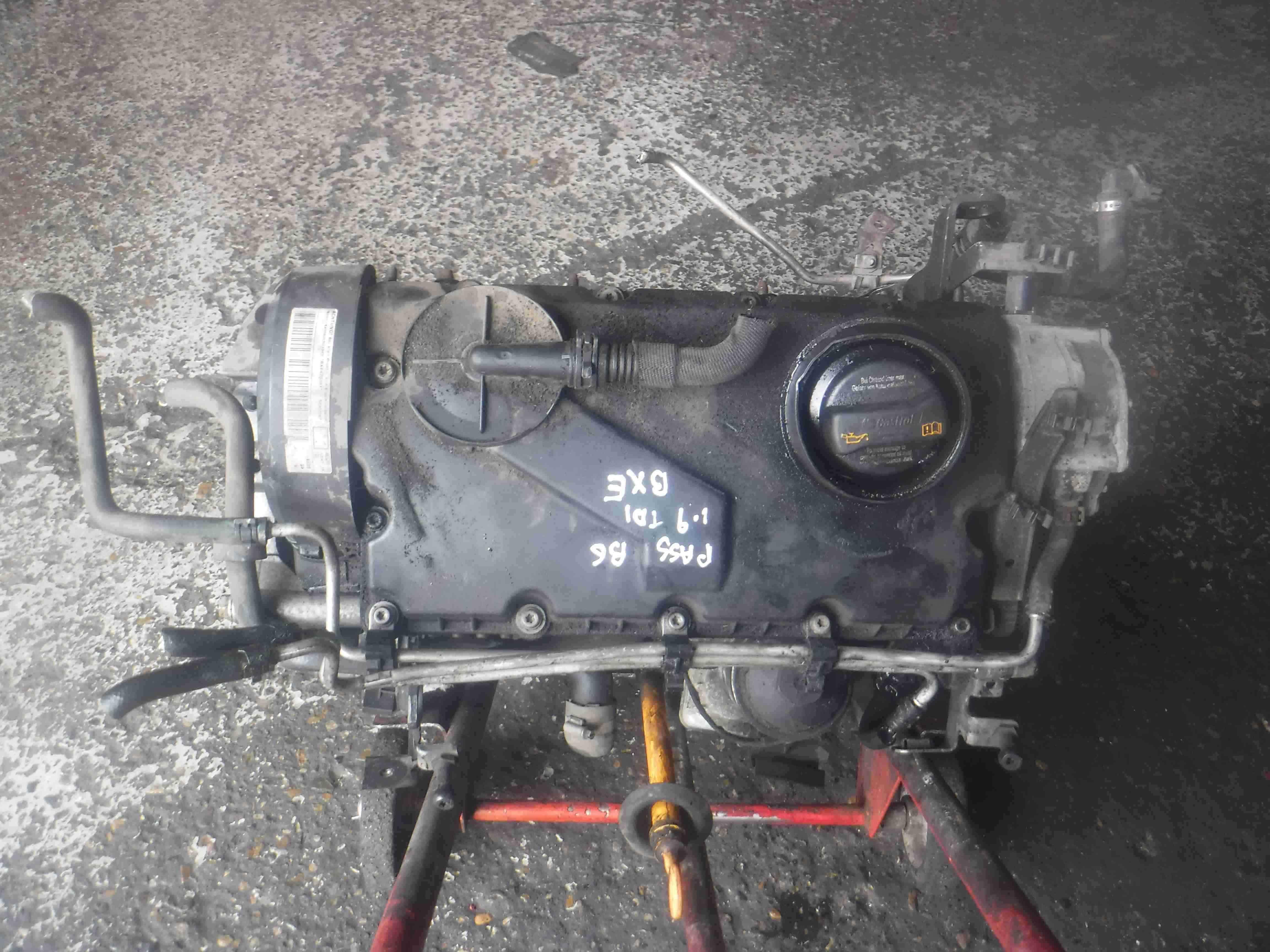 Volkswagen Passat B6 2005-2010 1.9 TDi Engine 3 Months Warranty BXE