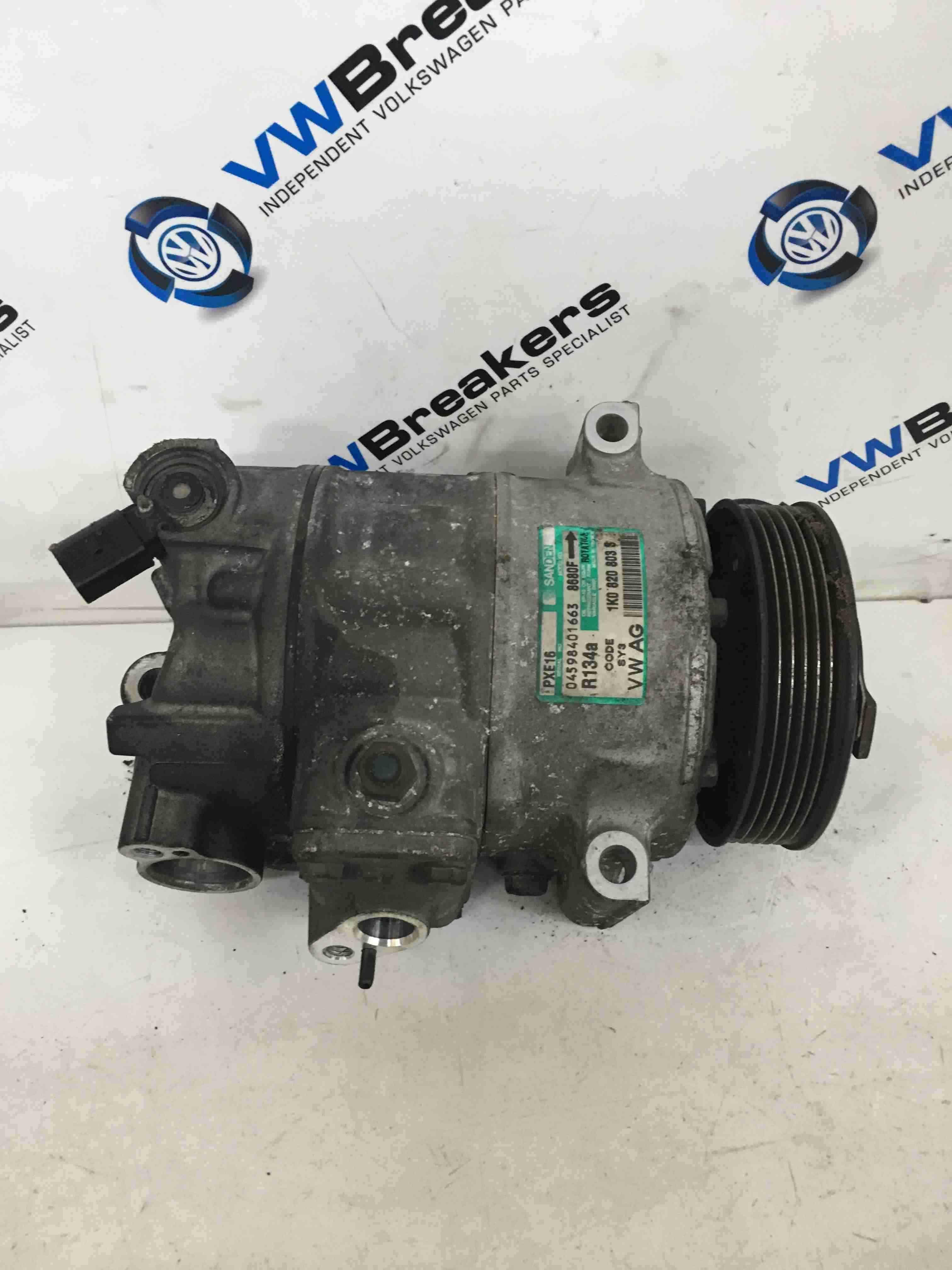 Volkswagen Passat B6 2005-2010 Aircon Pump Compressor Unit 1K0820803S 1k0820803s