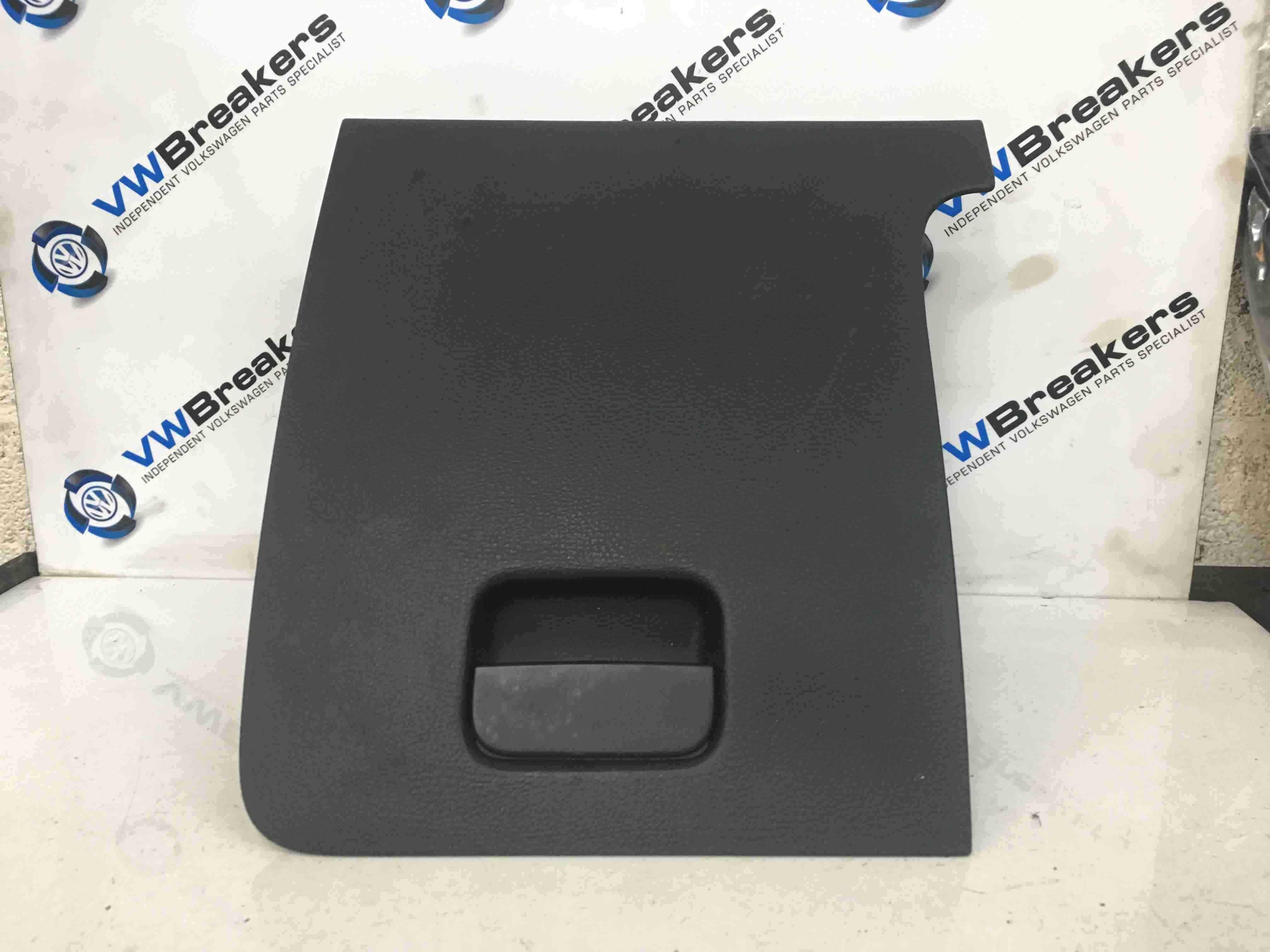 Volkswagen Passat B7 2010-2015 Drivers OSF Front Dashboard Glove Box Storage