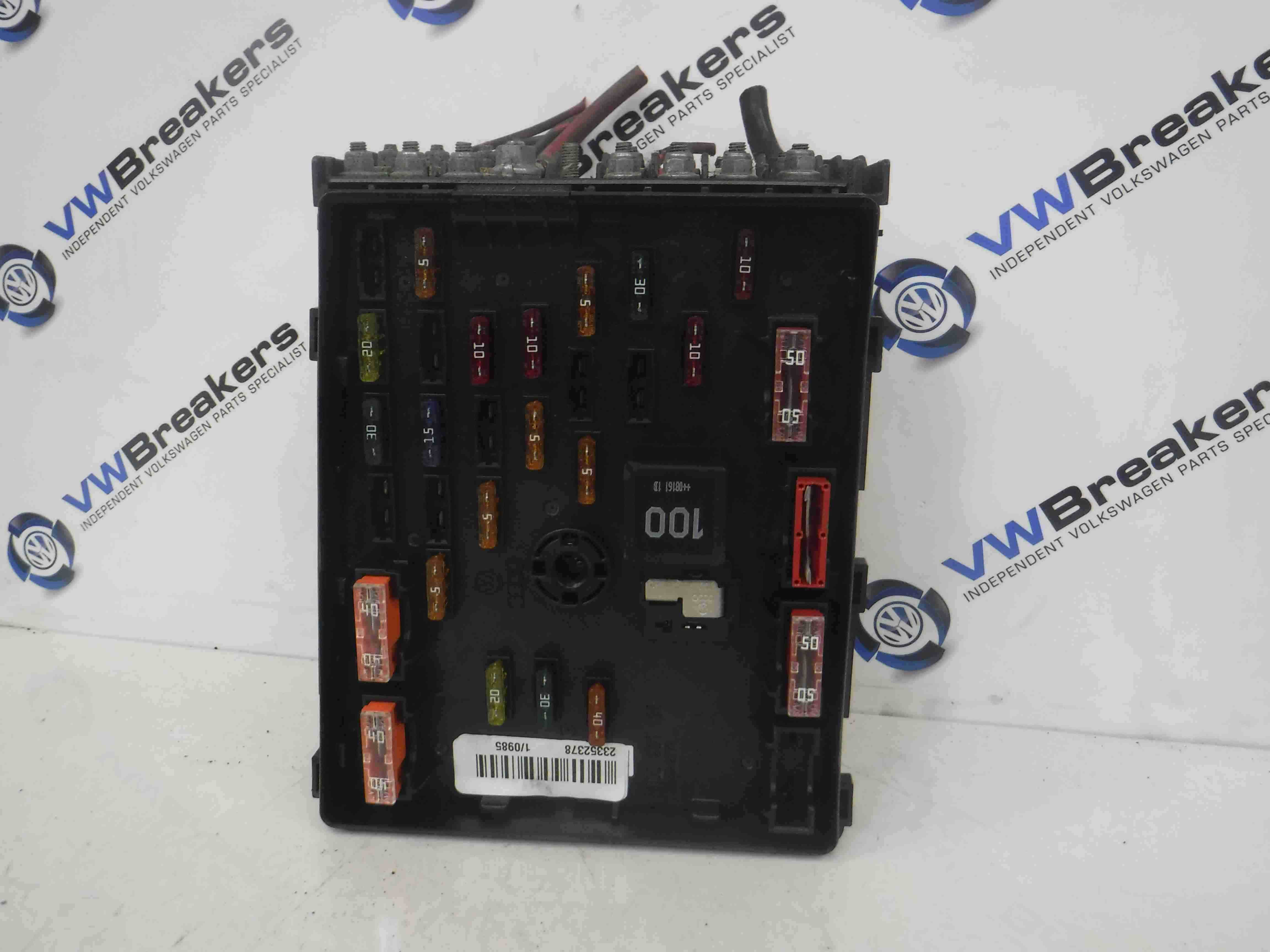 Volkswagen Passat B7 2010-2015 Engine Fuse Box 3C0937125A 3c0937125A