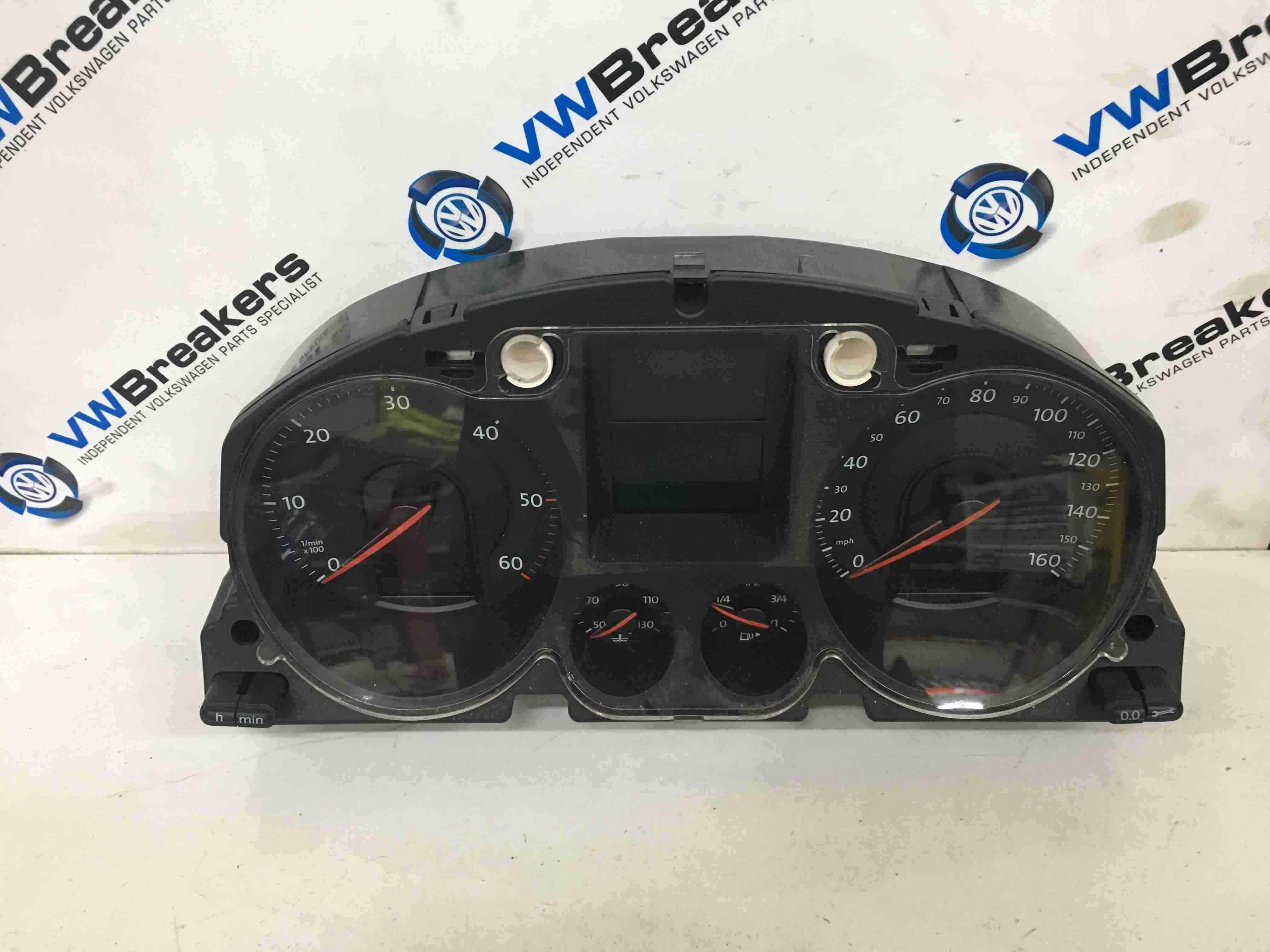 Volkswagen Passat B6 2005-2010 Instrument Panel Dials Gauges Cluster 3C0920960A