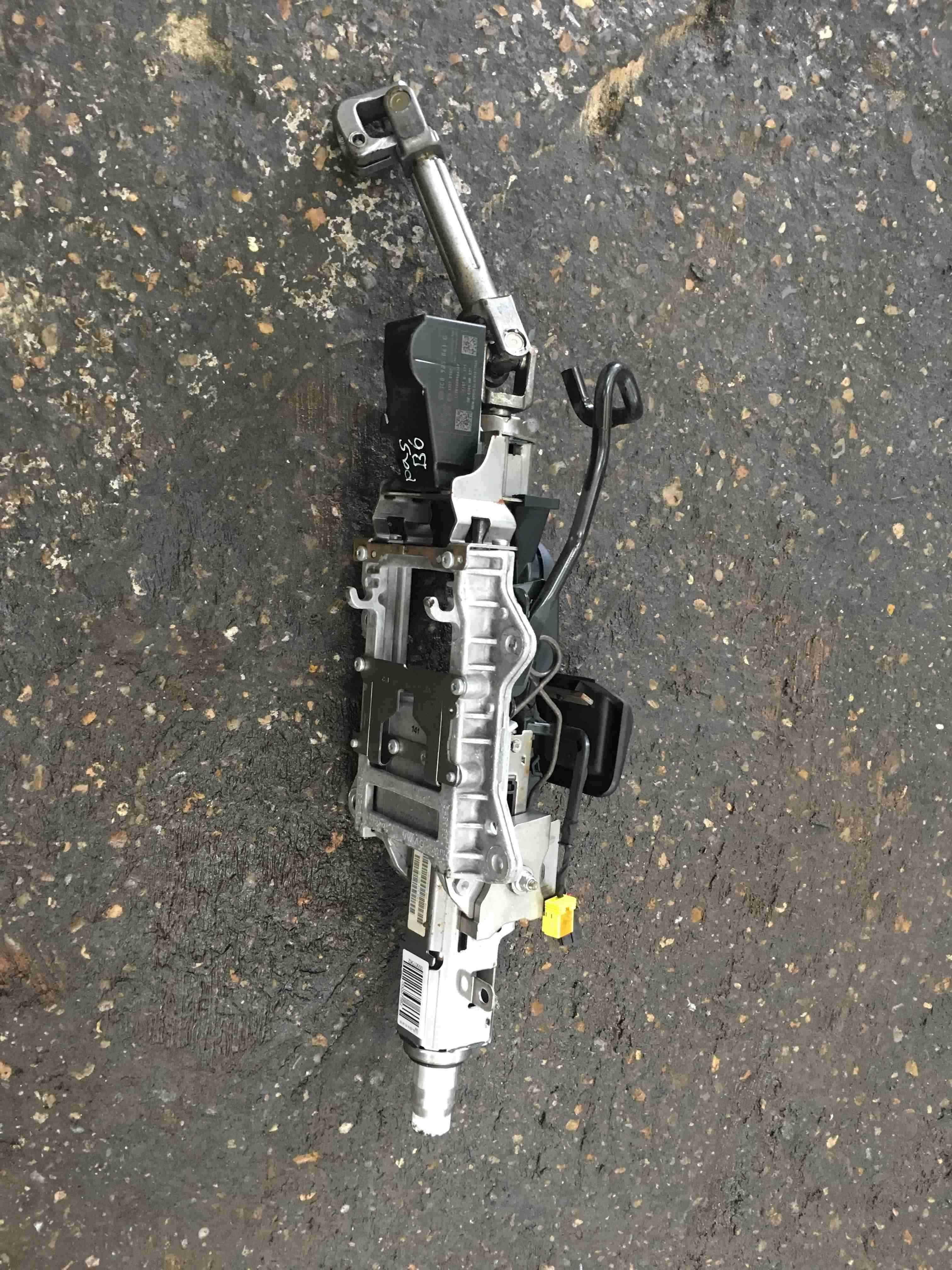 Volkswagen Passat B6 2005-2010 Steering Column 3C2419501N 3c2419501g