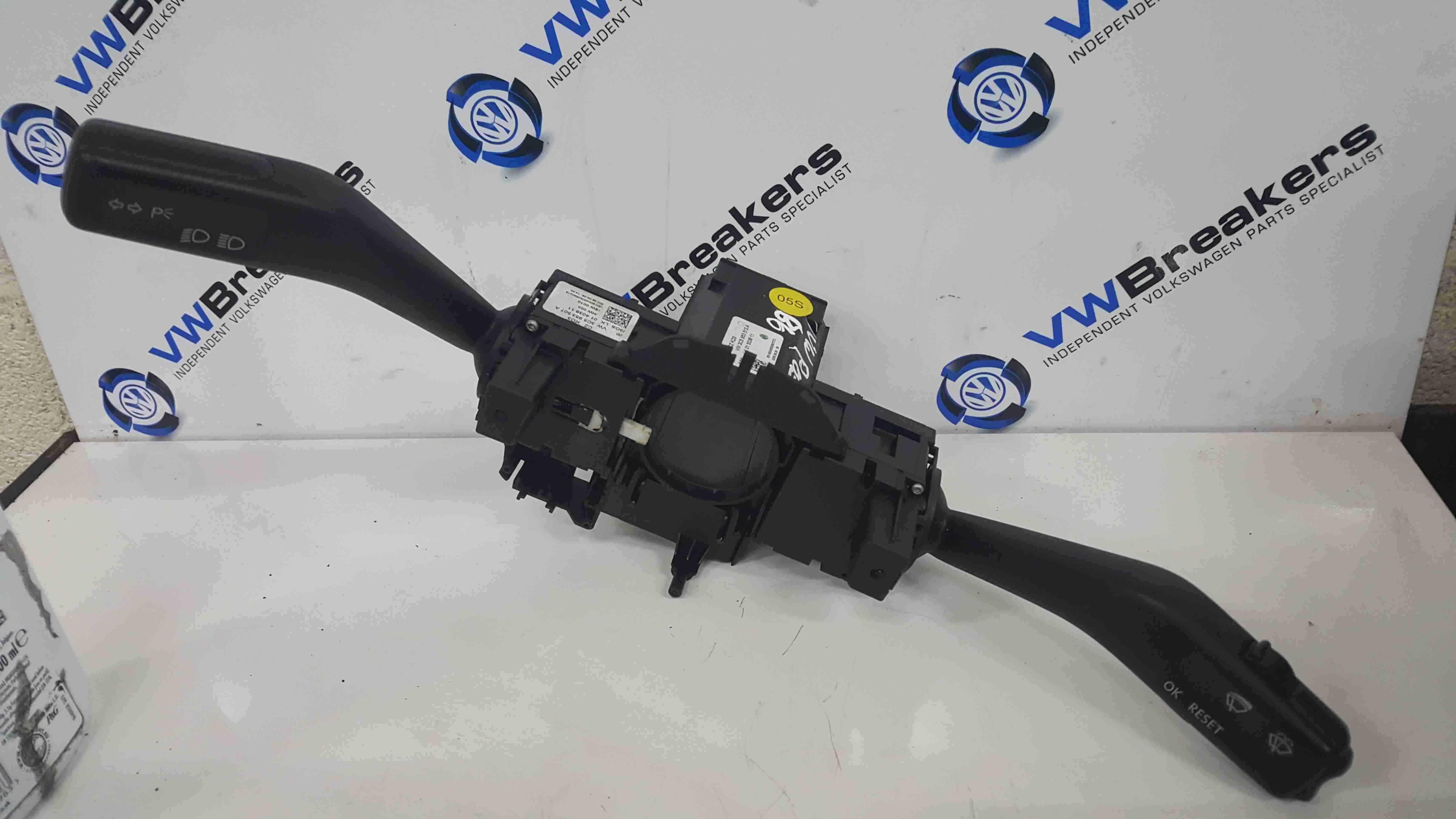 Volkswagen Passat B6 2005-2010 Steering Switches Stalk Indicator Wiper