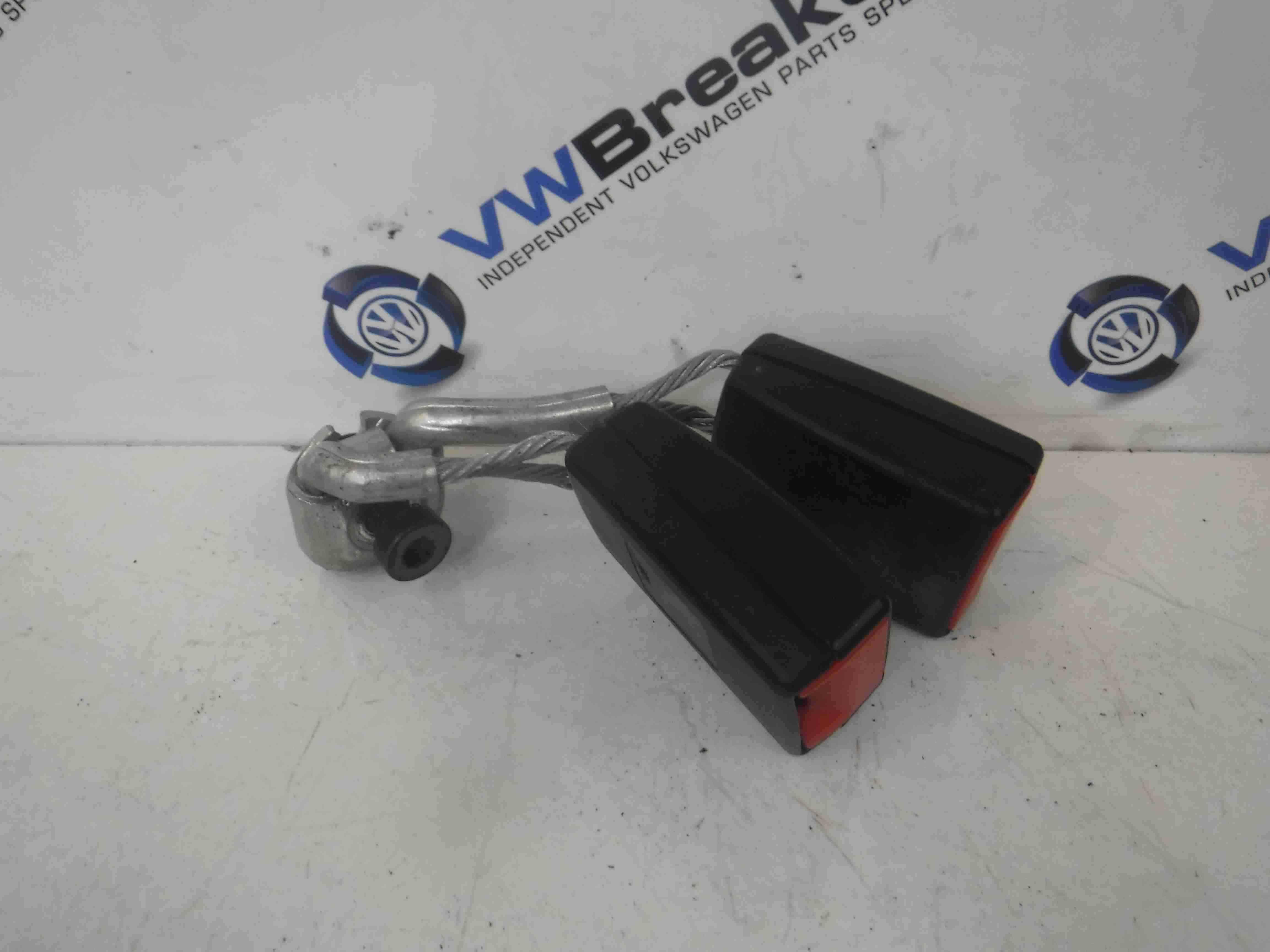 Volkswagen Passat B6 Estate 2005-2010 Passenger NSR Rear Seat Belt Buckle