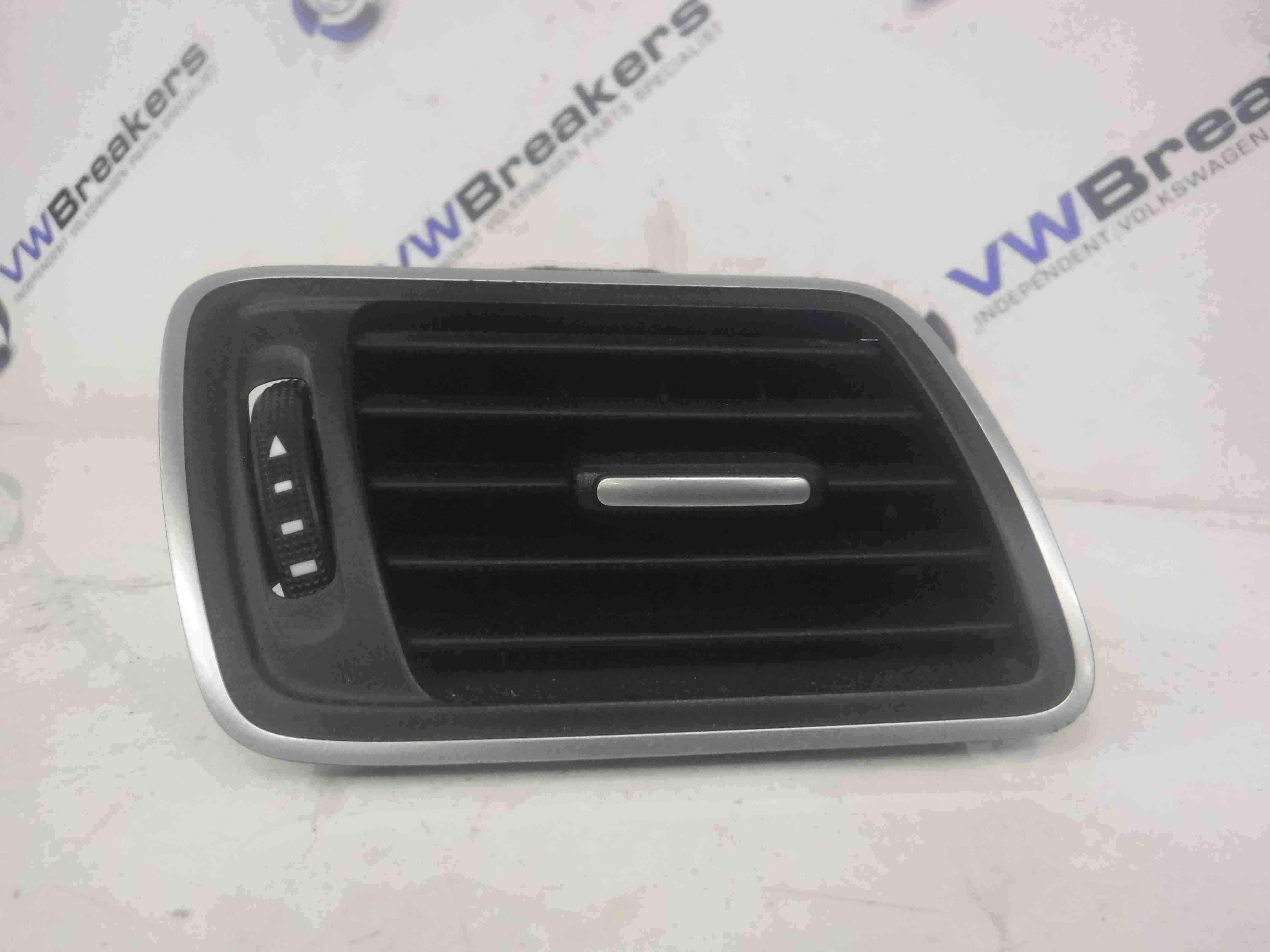 Volkswagen Passat B7 2010-2015 Drivers OSF Front Heater Vent 3AC819702A