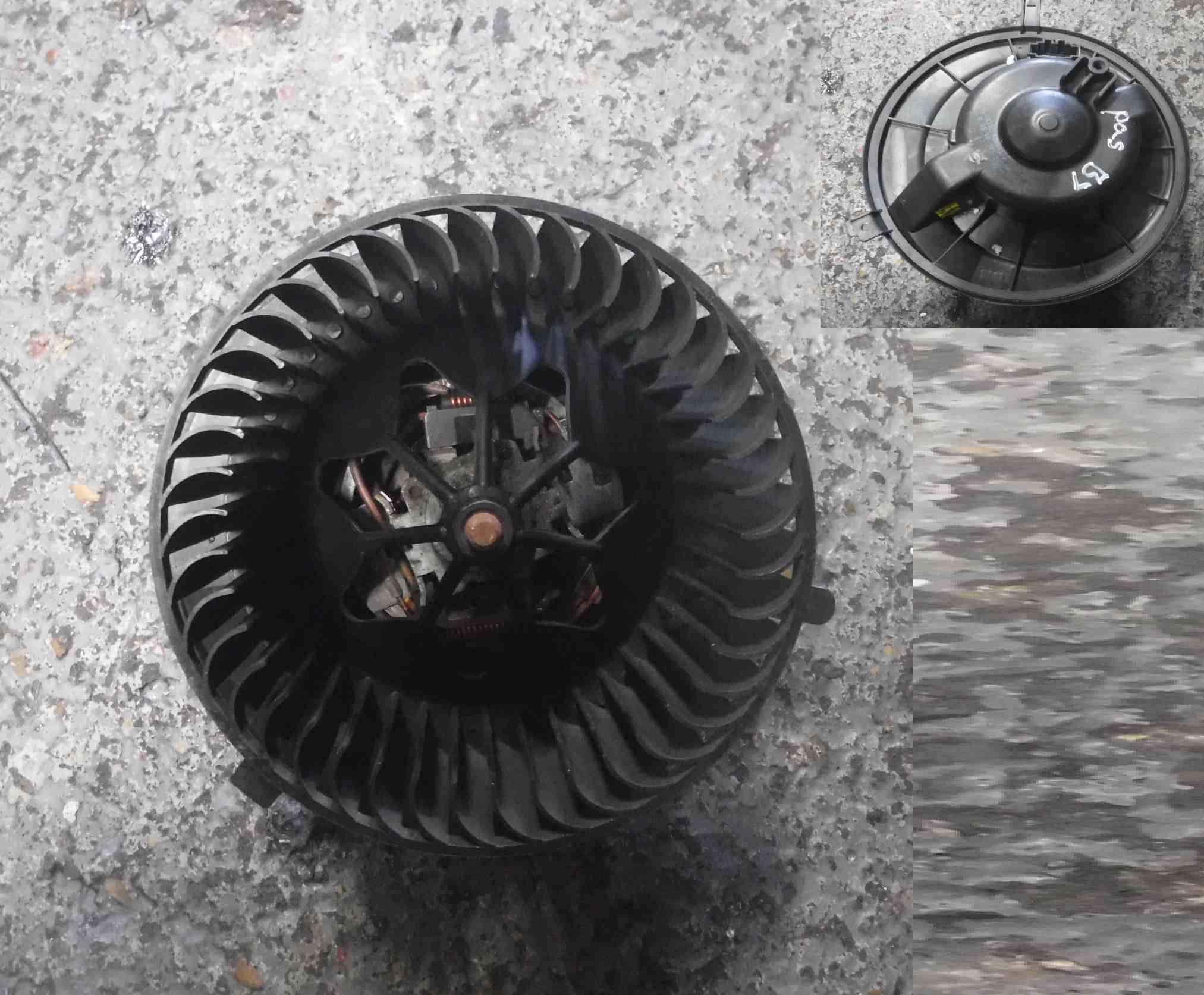Volkswagen Passat B7 2010-2015 Heater Blower Motor Fan 1K2819015C