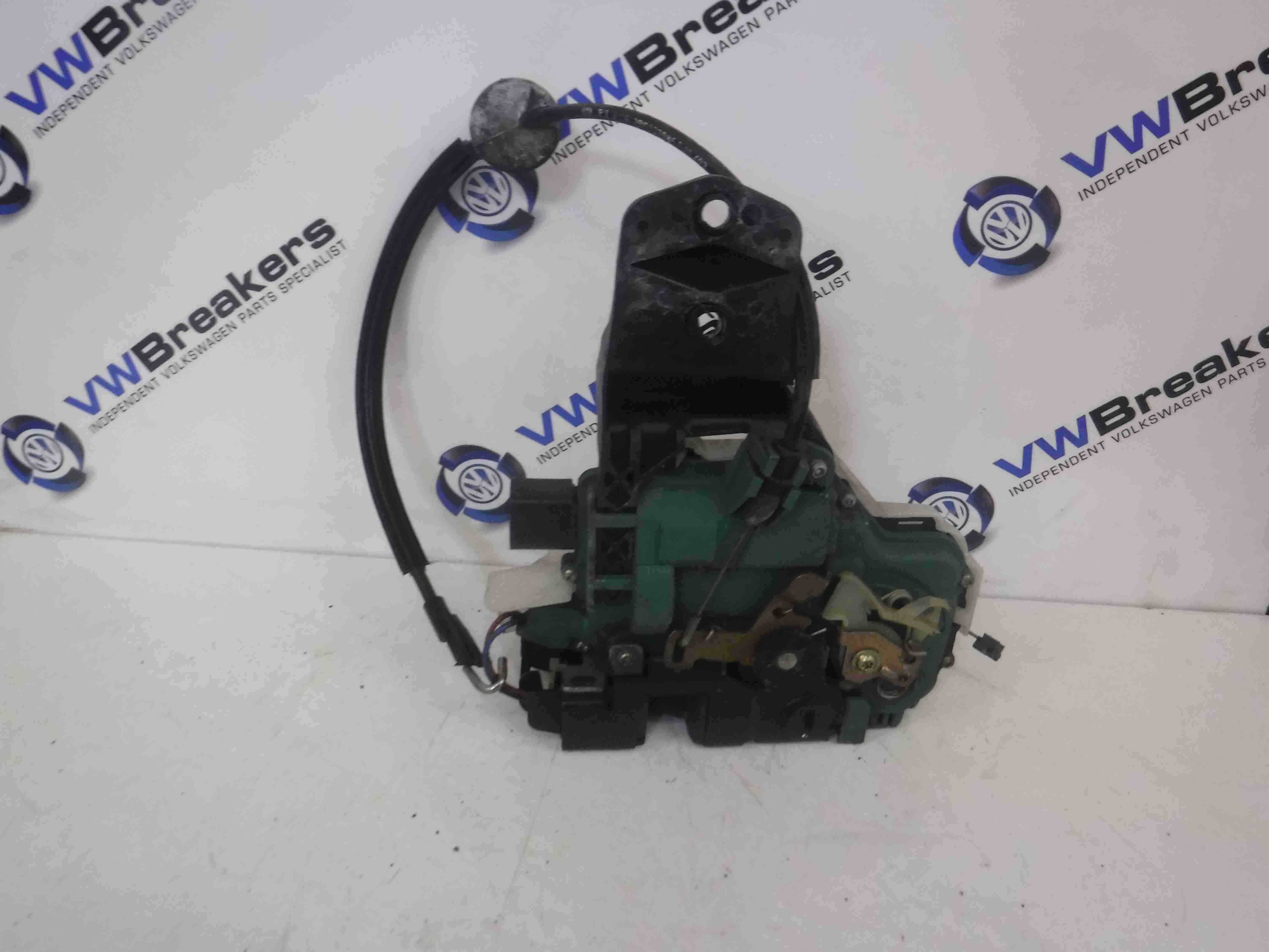 Volkswagen Passat Estate 2001-2005 B5.5 Drivers OSR Rear Door Lock Mechanism