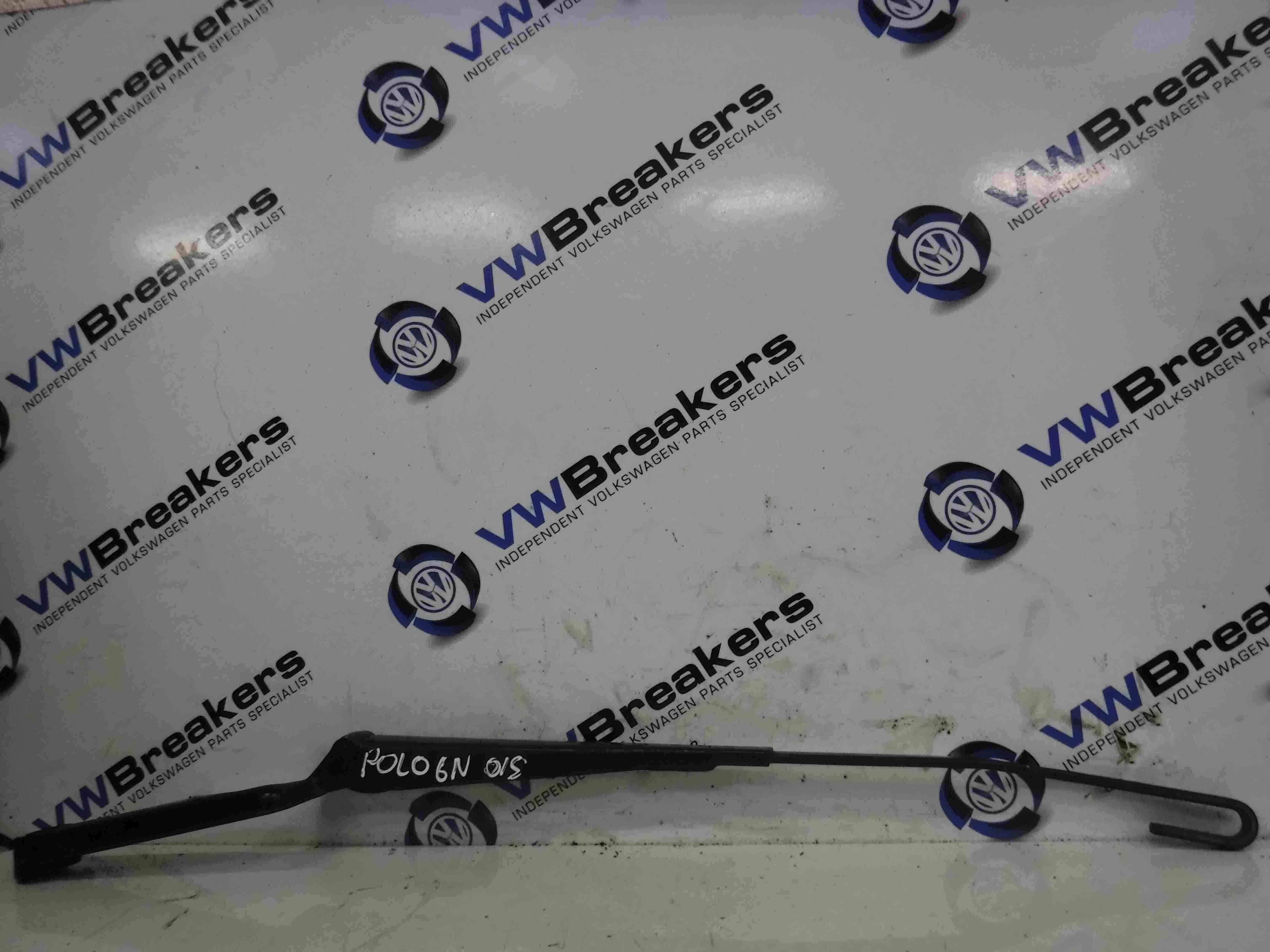 Volkswagen Polo 1995-1999 6N Drivers OS Windscreen Wiper Arm 6N2955410