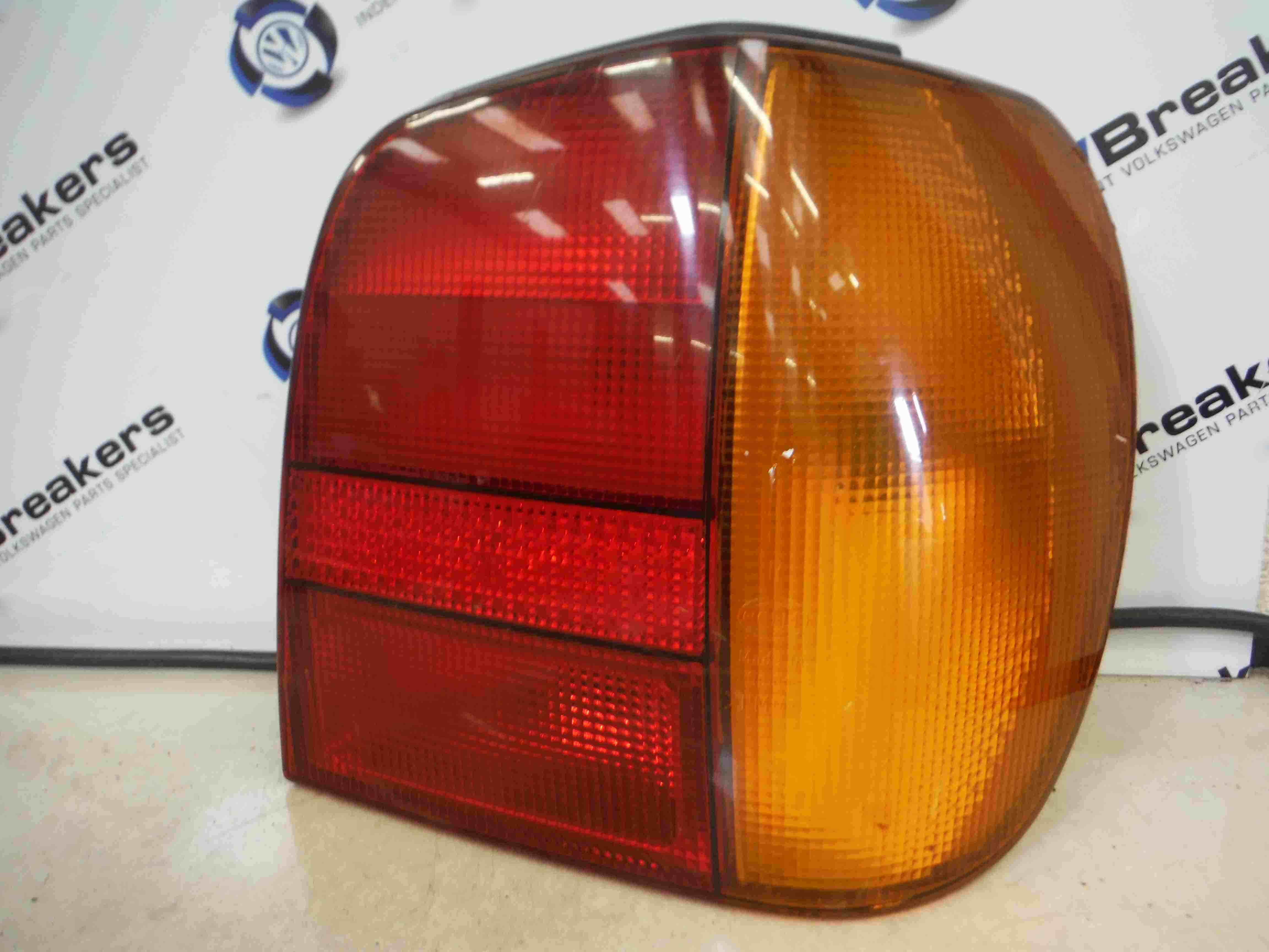 Volkswagen Polo 1995-1999 6N Drivers OSR Rear Light Lenz 6N0945096A