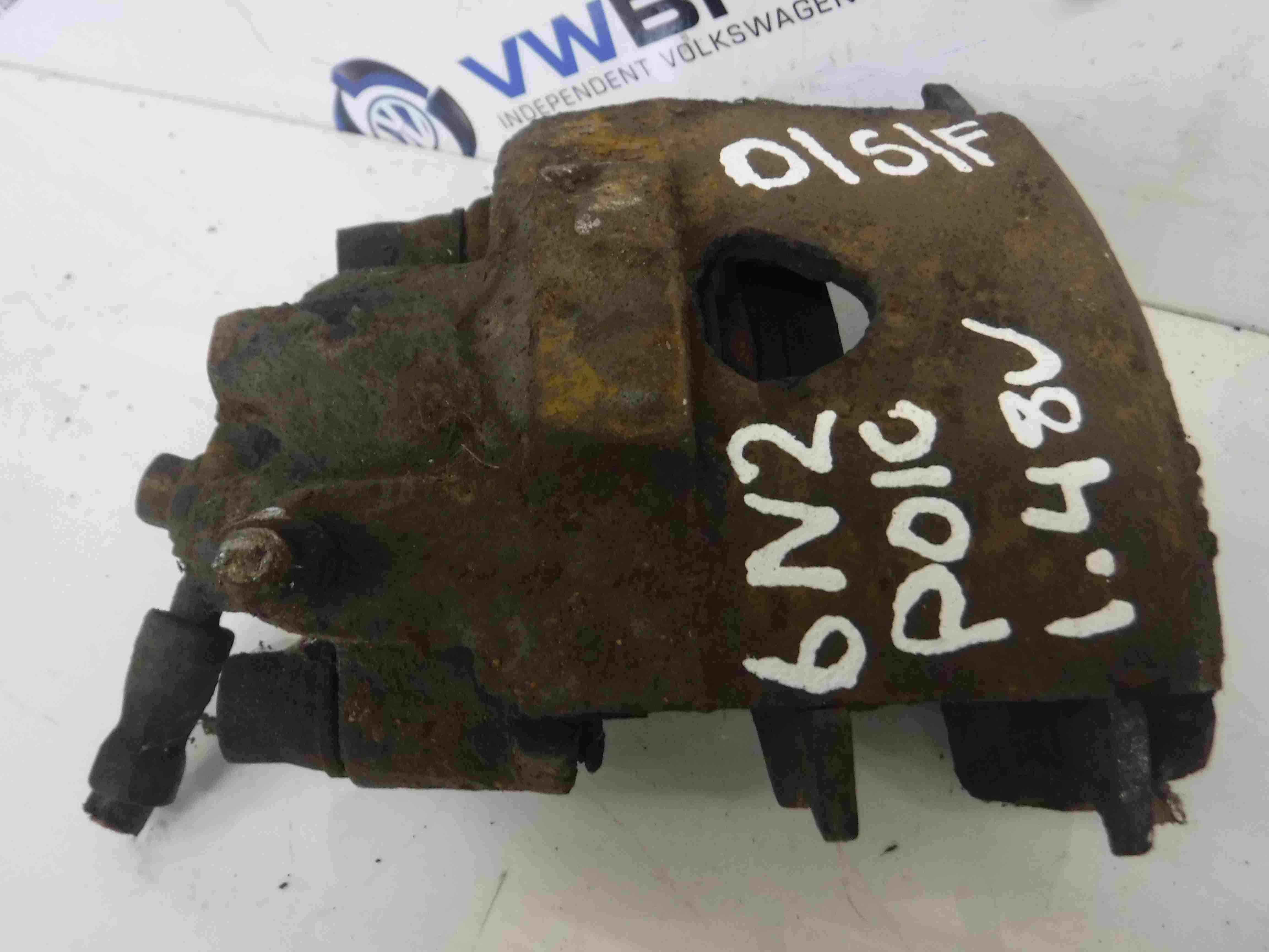 Volkswagen Polo 1999-2003 6N2 1.4 8v Drivers OSF Front Brake Caliper