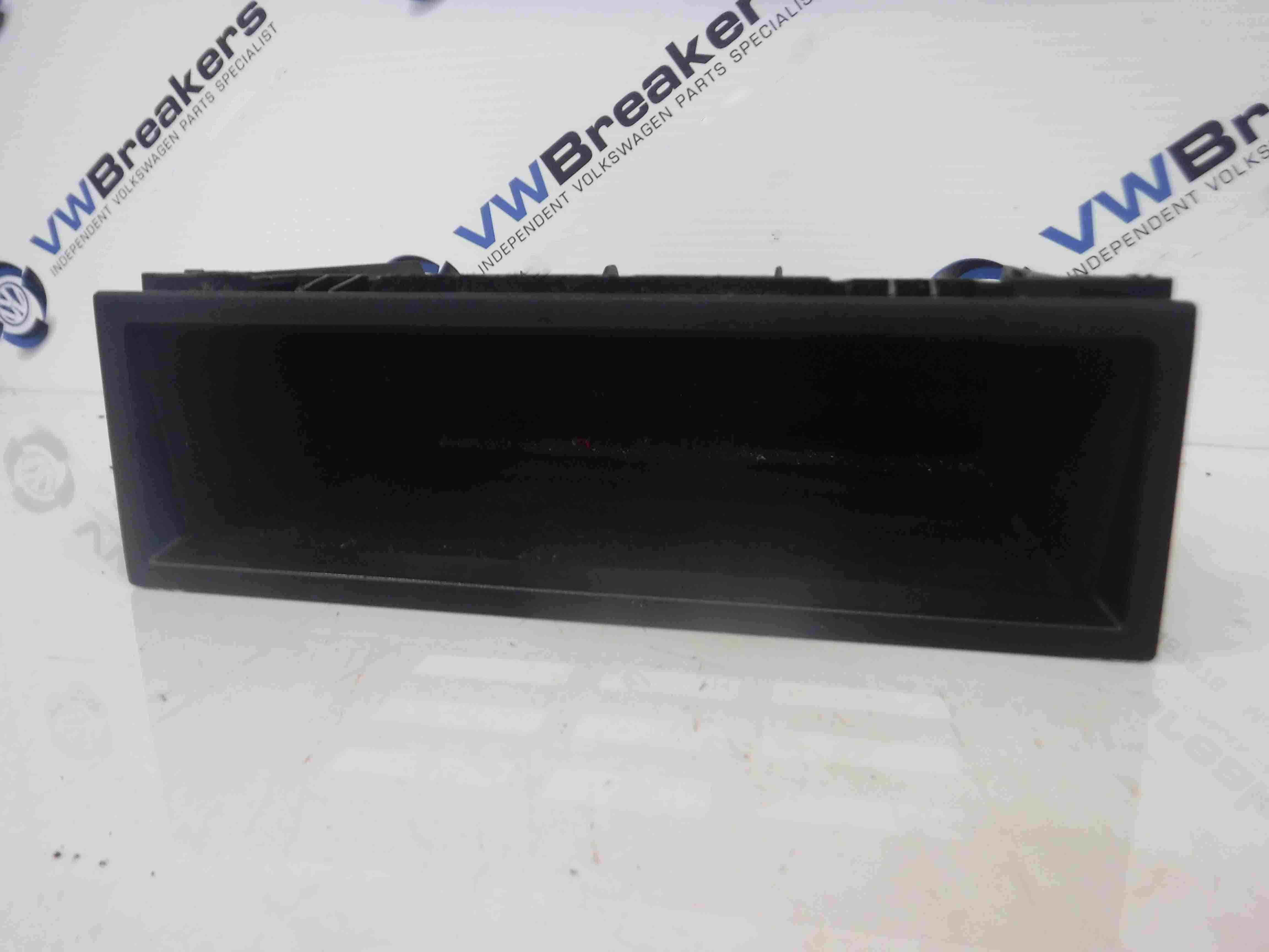 Volkswagen Polo 1999-2003 6N2 Centre Storage Console Tray 6X0857058A