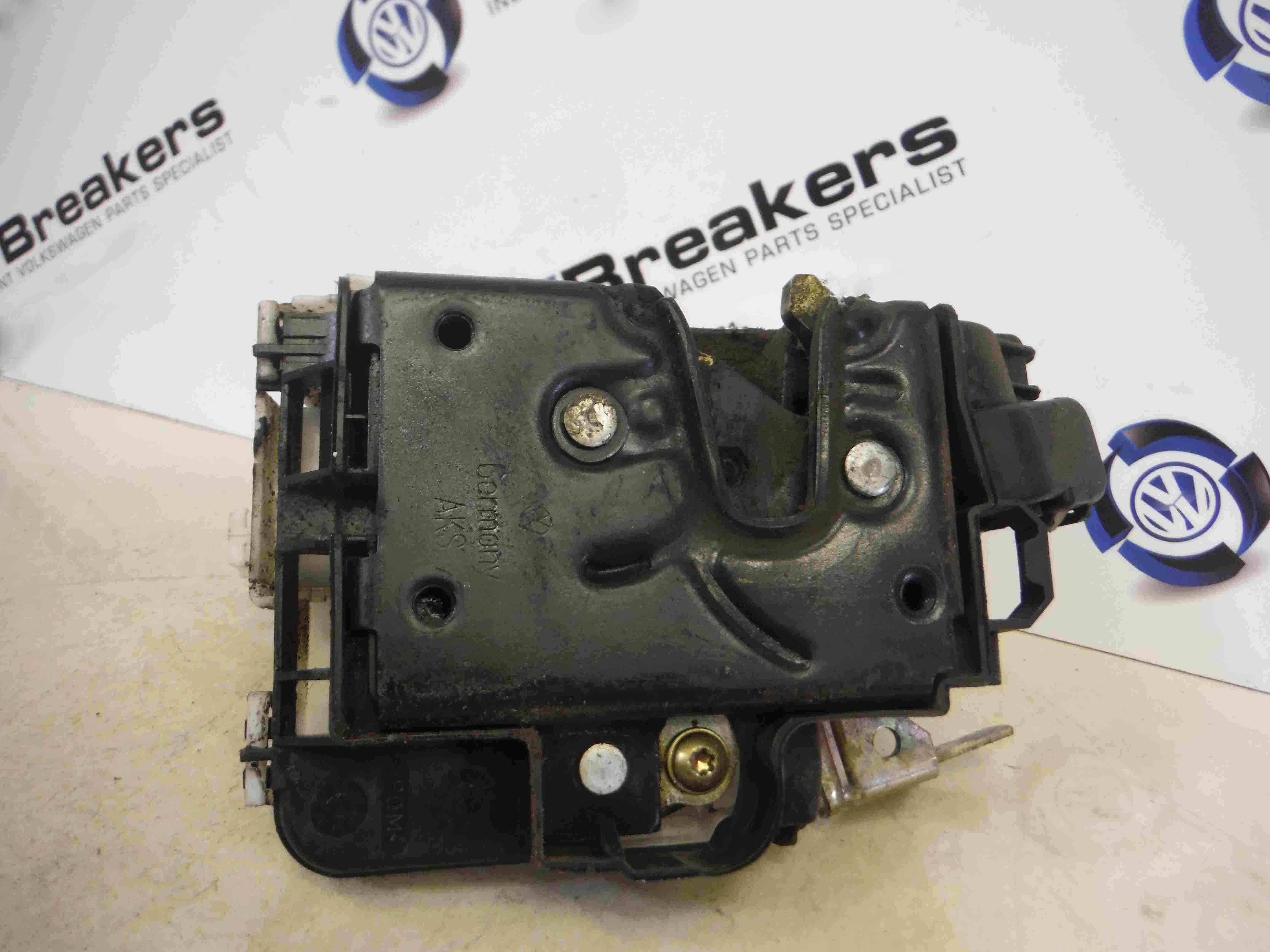 Volkswagen Polo 1999-2003 6N2 Drivers OSF Front Door Lock Mechanism 3dr
