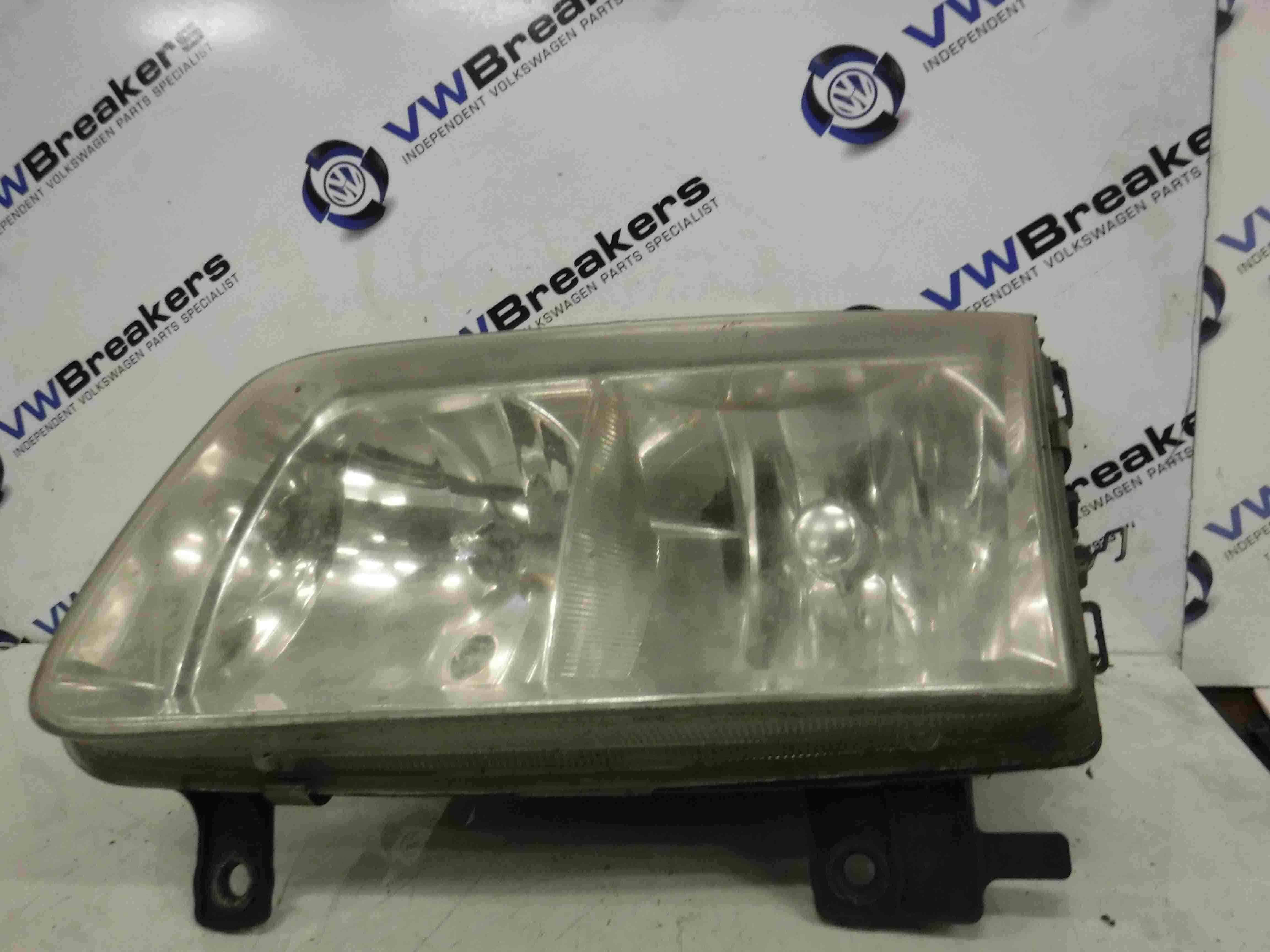 Volkswagen Polo 1999-2003 6N2 Passenger NSF Front Headlight