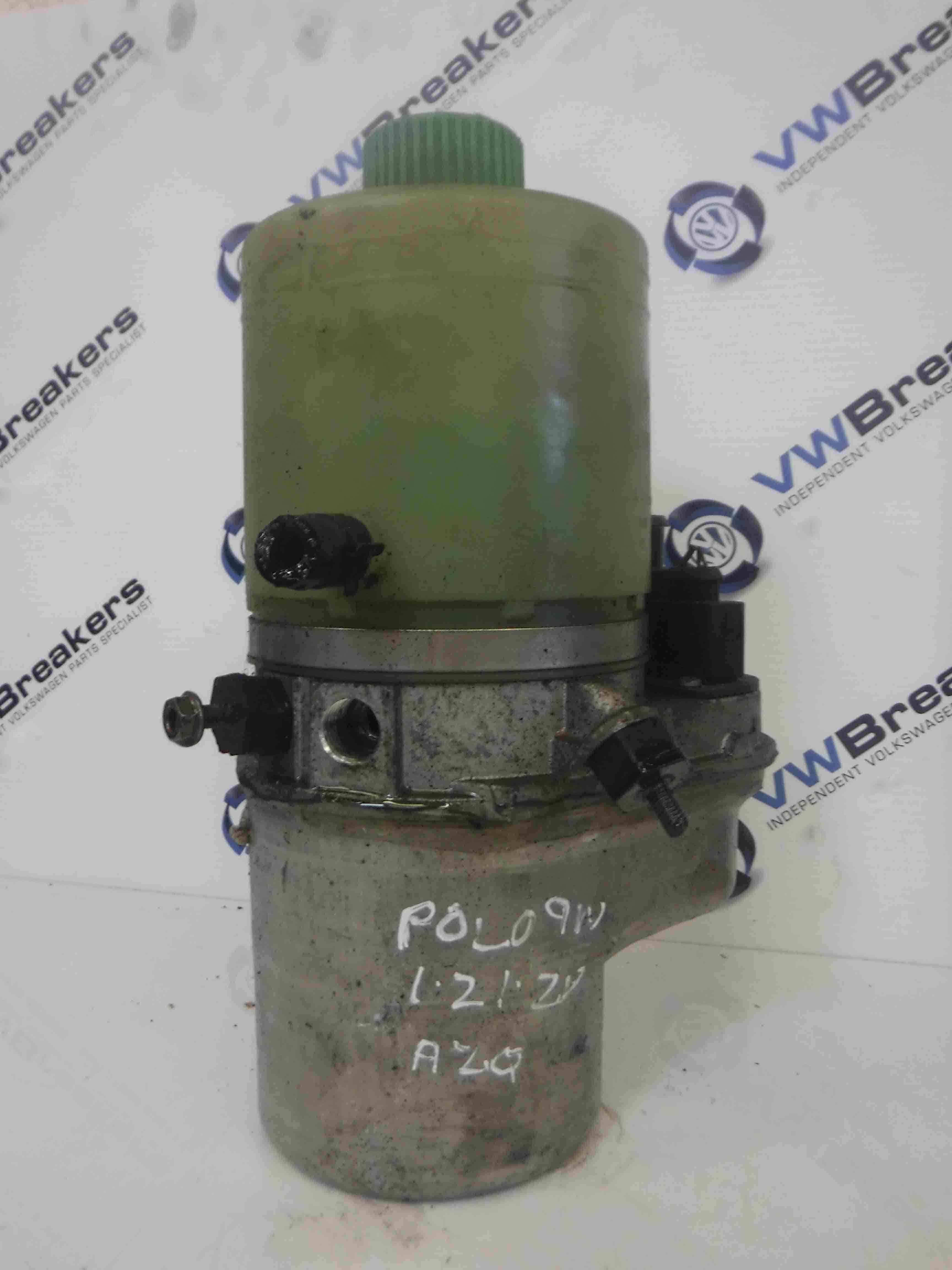 Volkswagen Polo 2003-2006 9N 1.2 12v Power Steering Pump 6Q0423156AB 6Q423156M