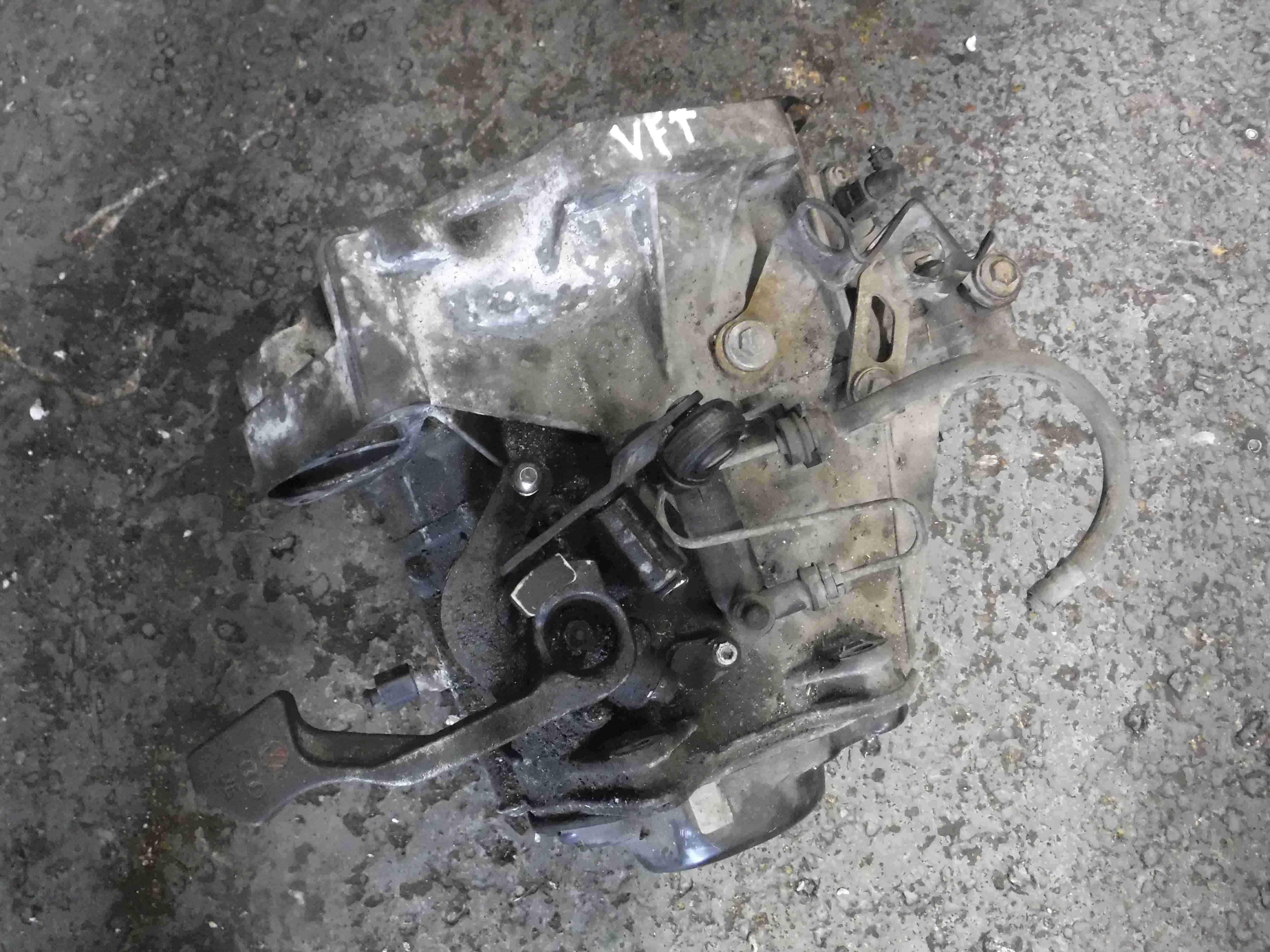 Volkswagen Polo 2003-2006 9N 1.4 16v 5 Speed Gearbox FVT fvt