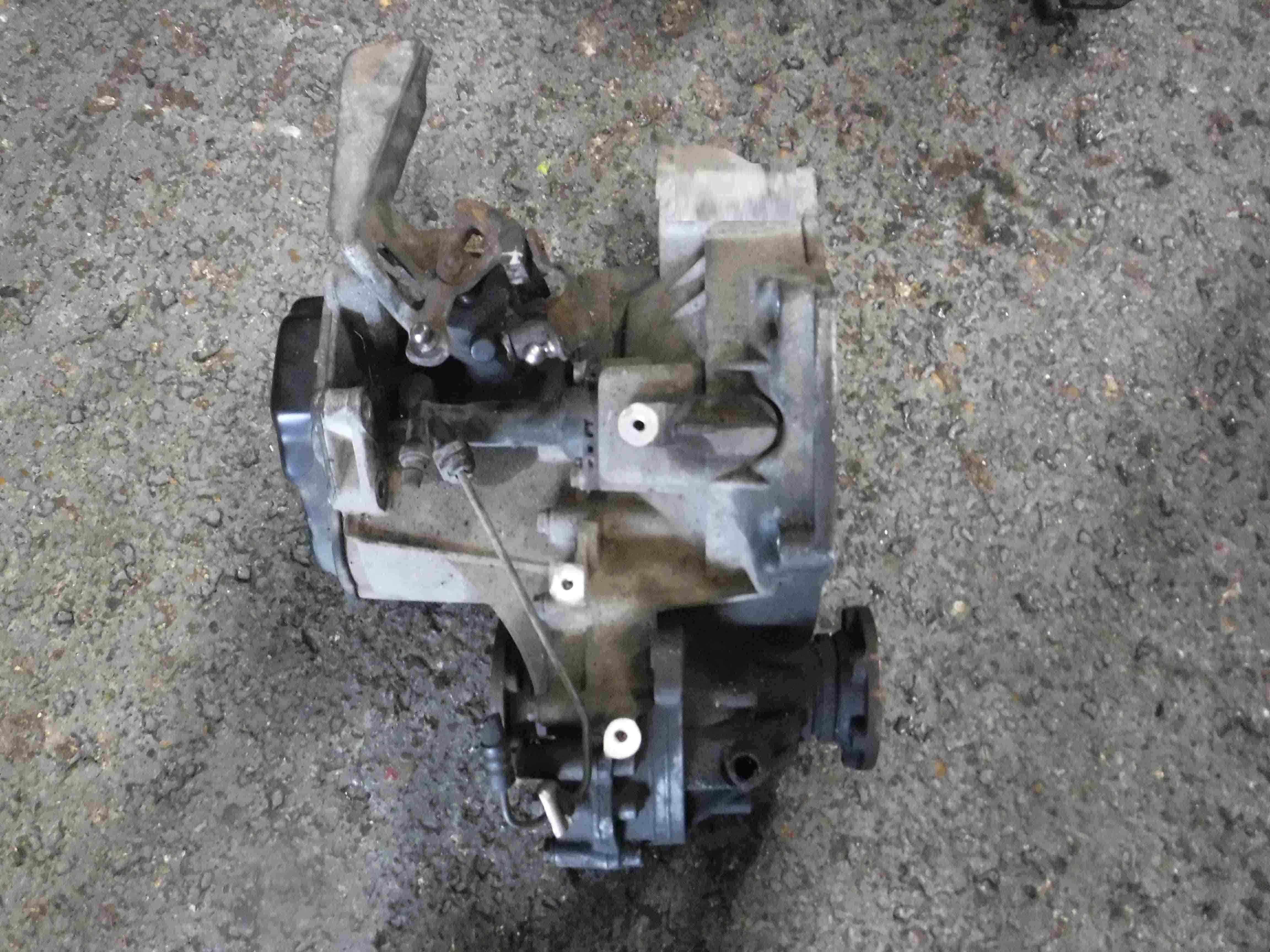 Volkswagen Polo 2003-2006 9N 1.4 tDi Gearbox GGV
