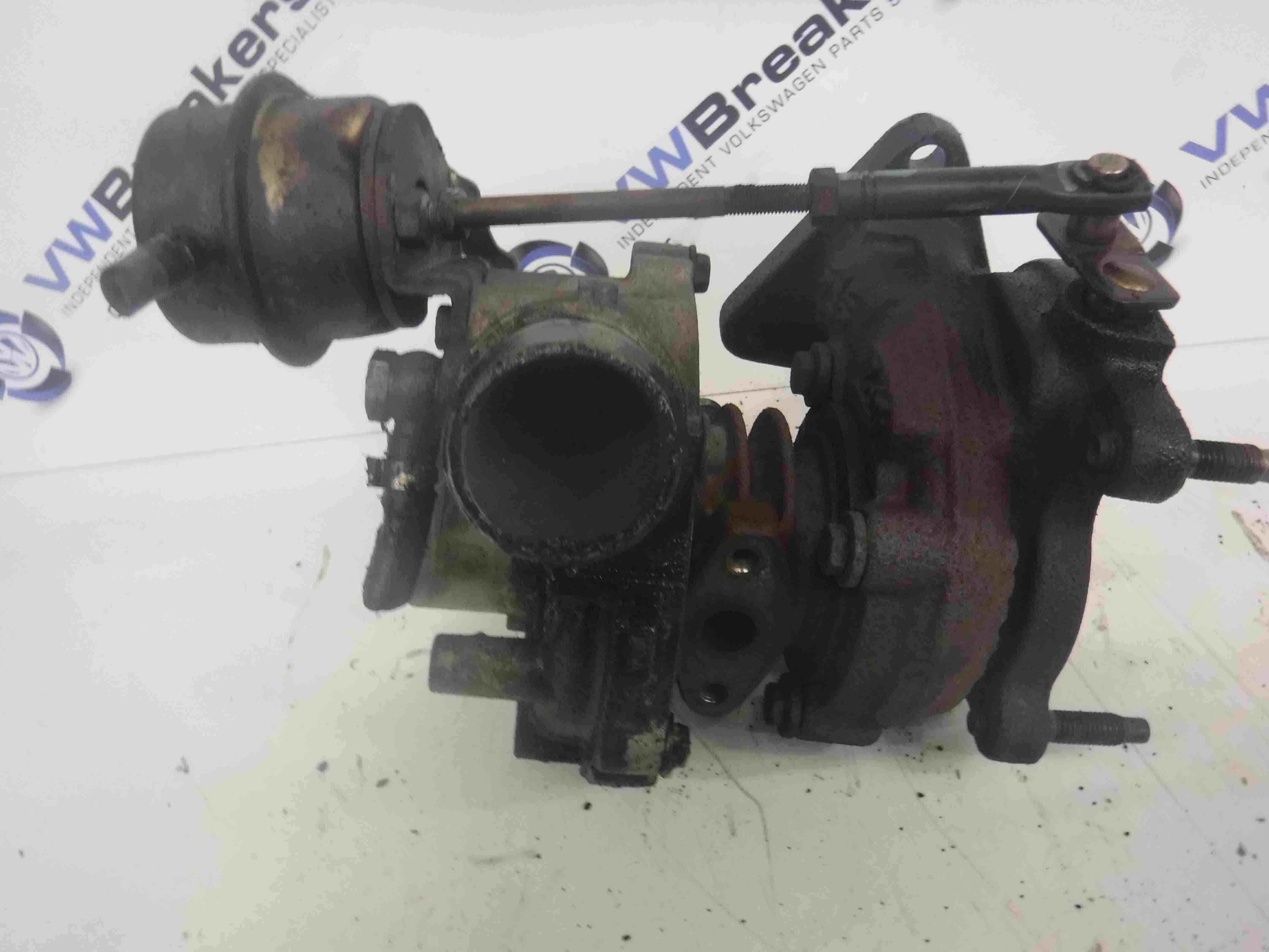 Volkswagen Polo 2003-2006 9N 1.4 TDI Turbo Charger Unit 045145701