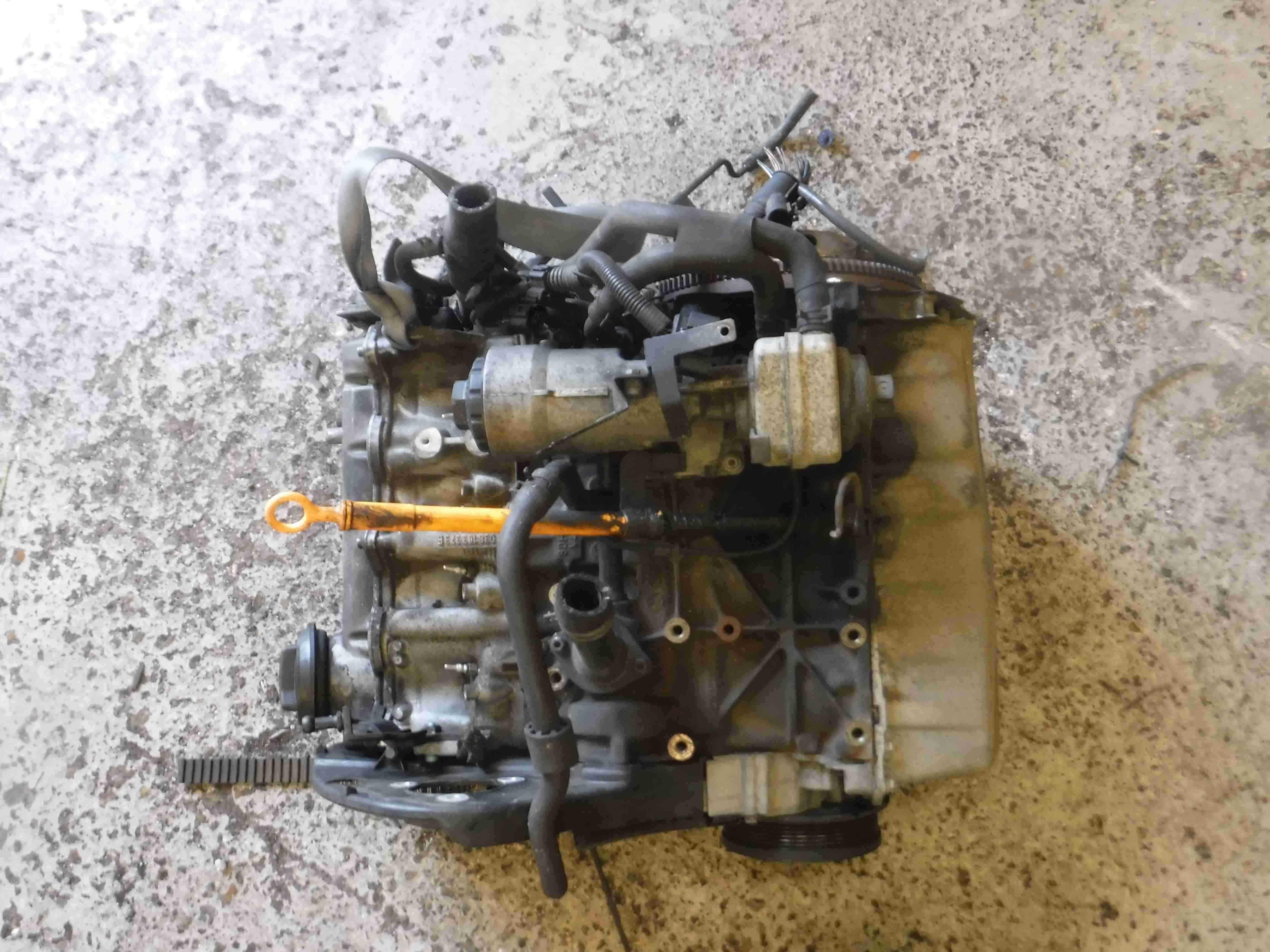 Volkswagen Polo 2003-2006 9N 1.9 SDI Engine ASY *3 Months Warranty*